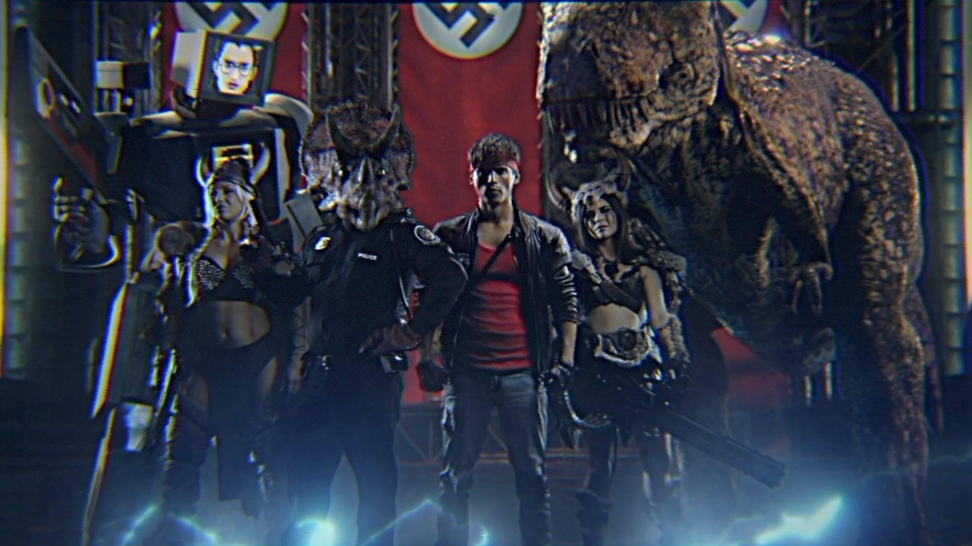 KUNG FURY Short Film / David Sandberg The Superslice