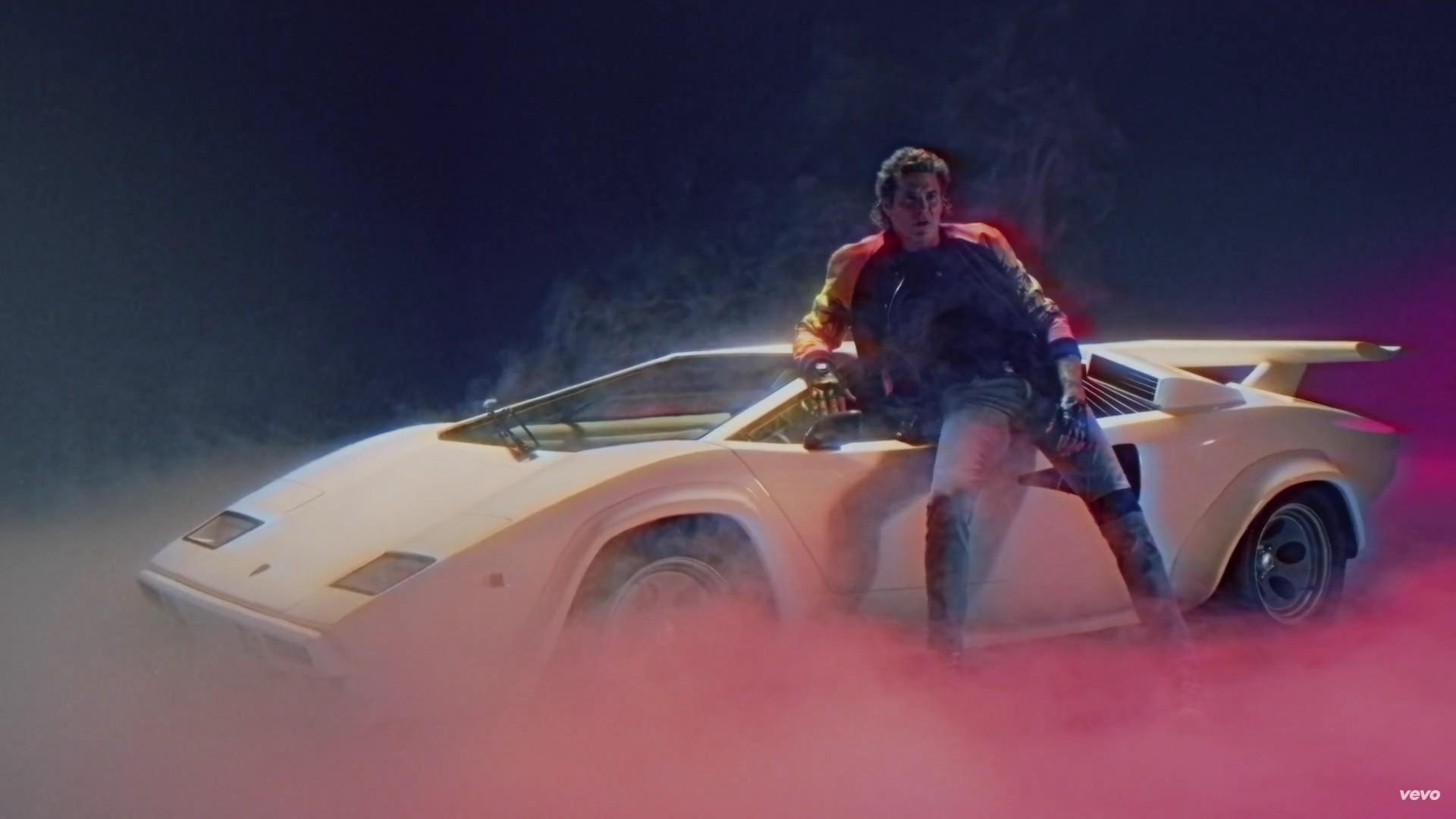 Kung Fury Music Videoclip = David Hasselhoff + Lamborghini + Mitch Murder –  Imgur
