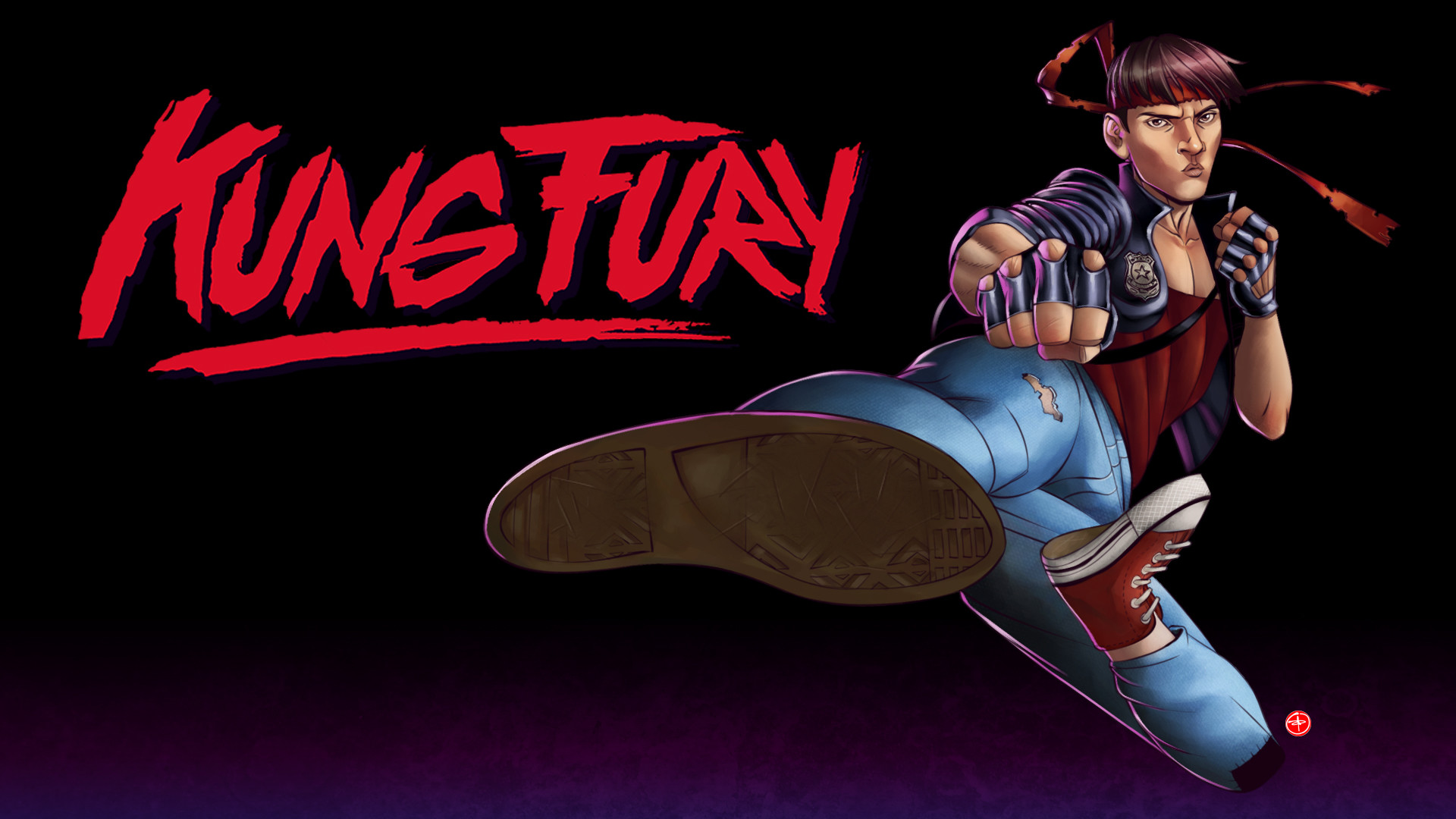 Kung Fury by roy7zen Kung Fury by roy7zen