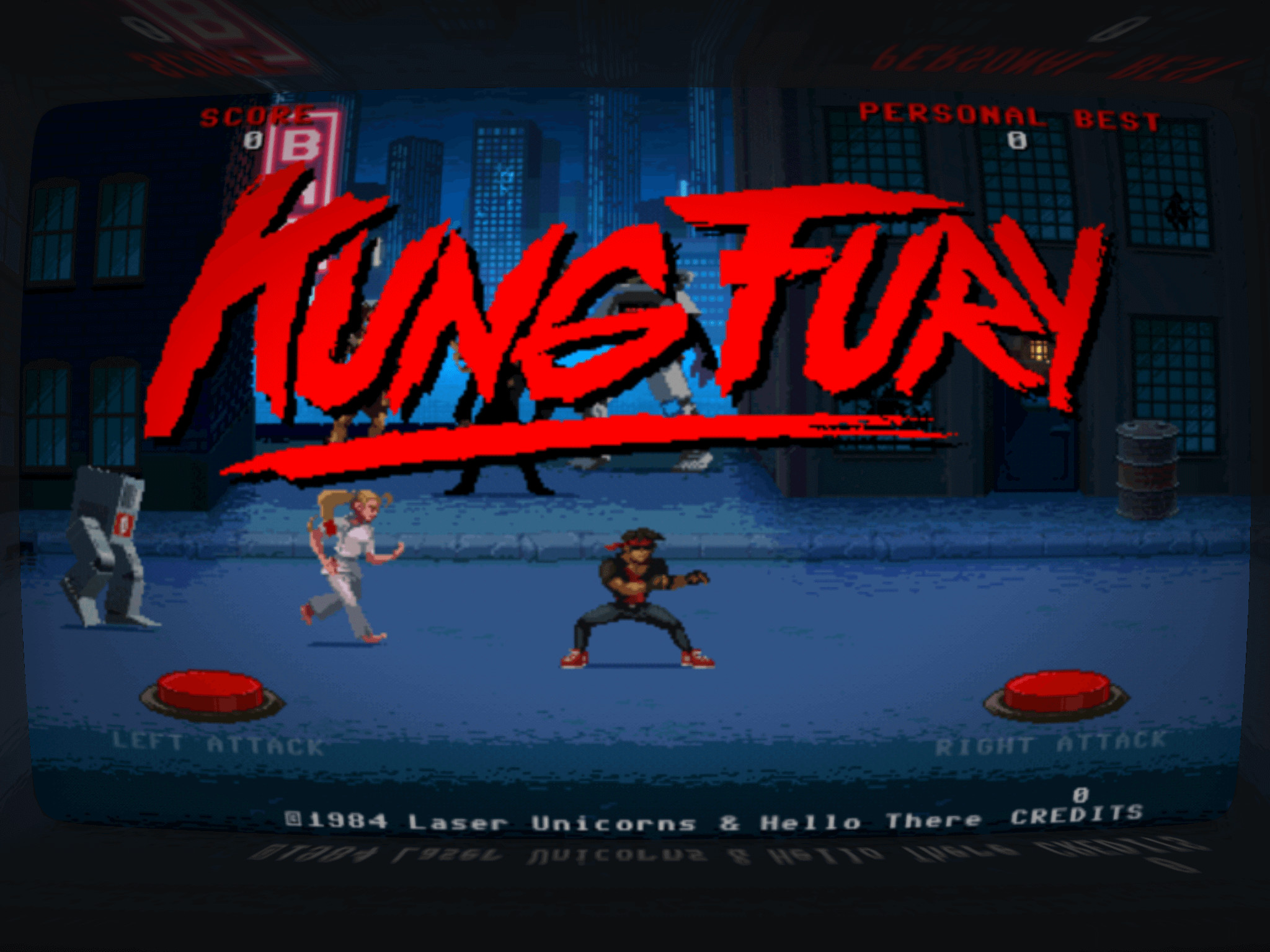 Review: Kung Fury: Street Rage – Instant classic 80s arcade fun – TapSmart