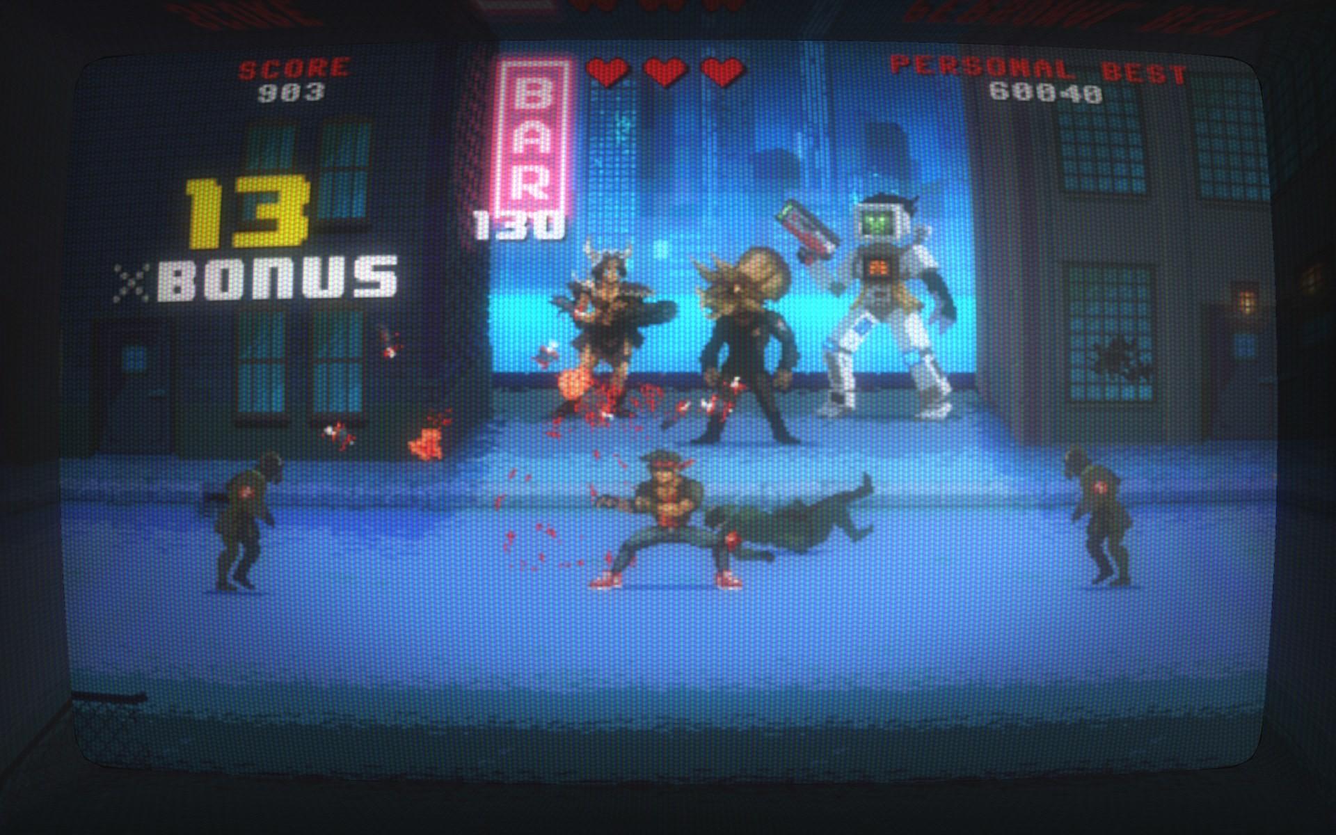 Kung Fury: Street Rage; …