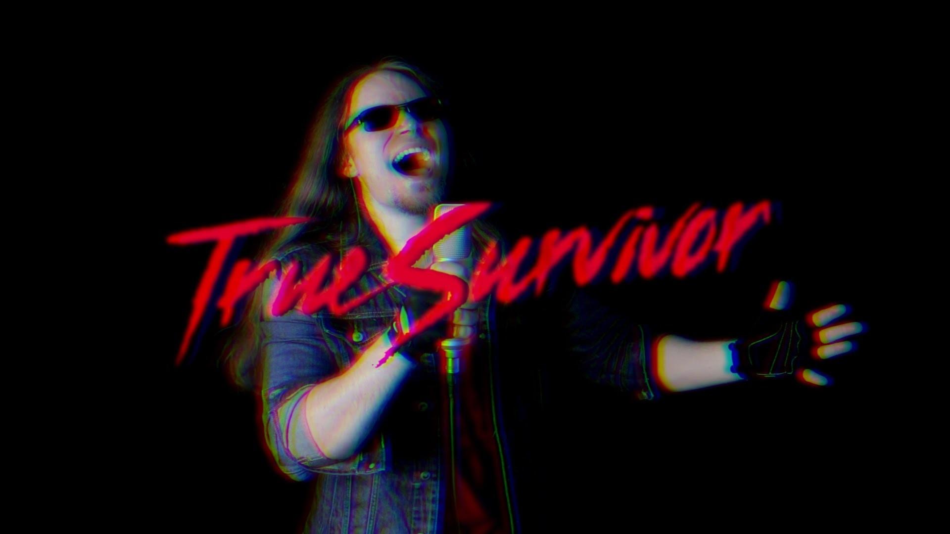 David Hasselhoff – True Survivor (Metal Cover by Agordas) Kung Fury –  YouTube