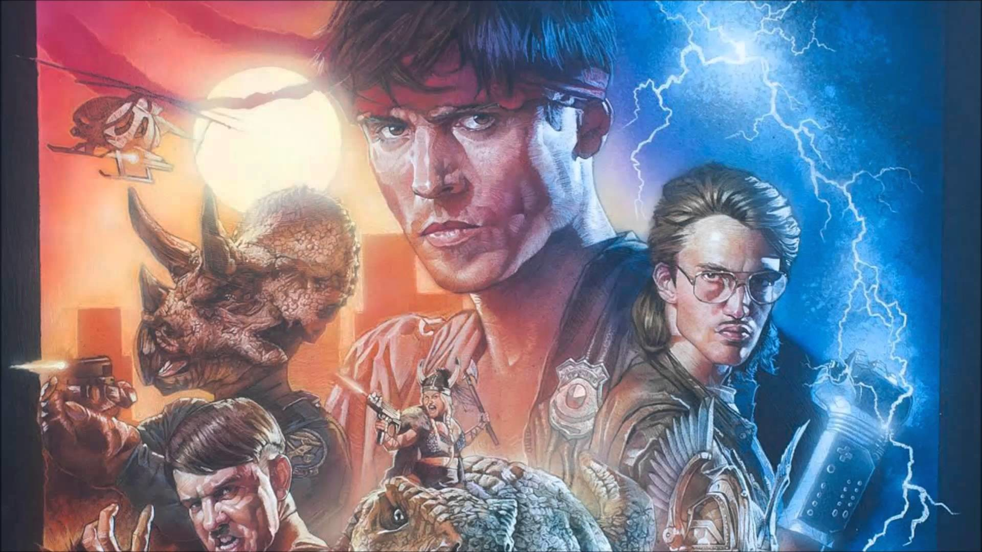 [Kung Fury OST] 07. Mitch Murder – Enter The Fury – YouTube