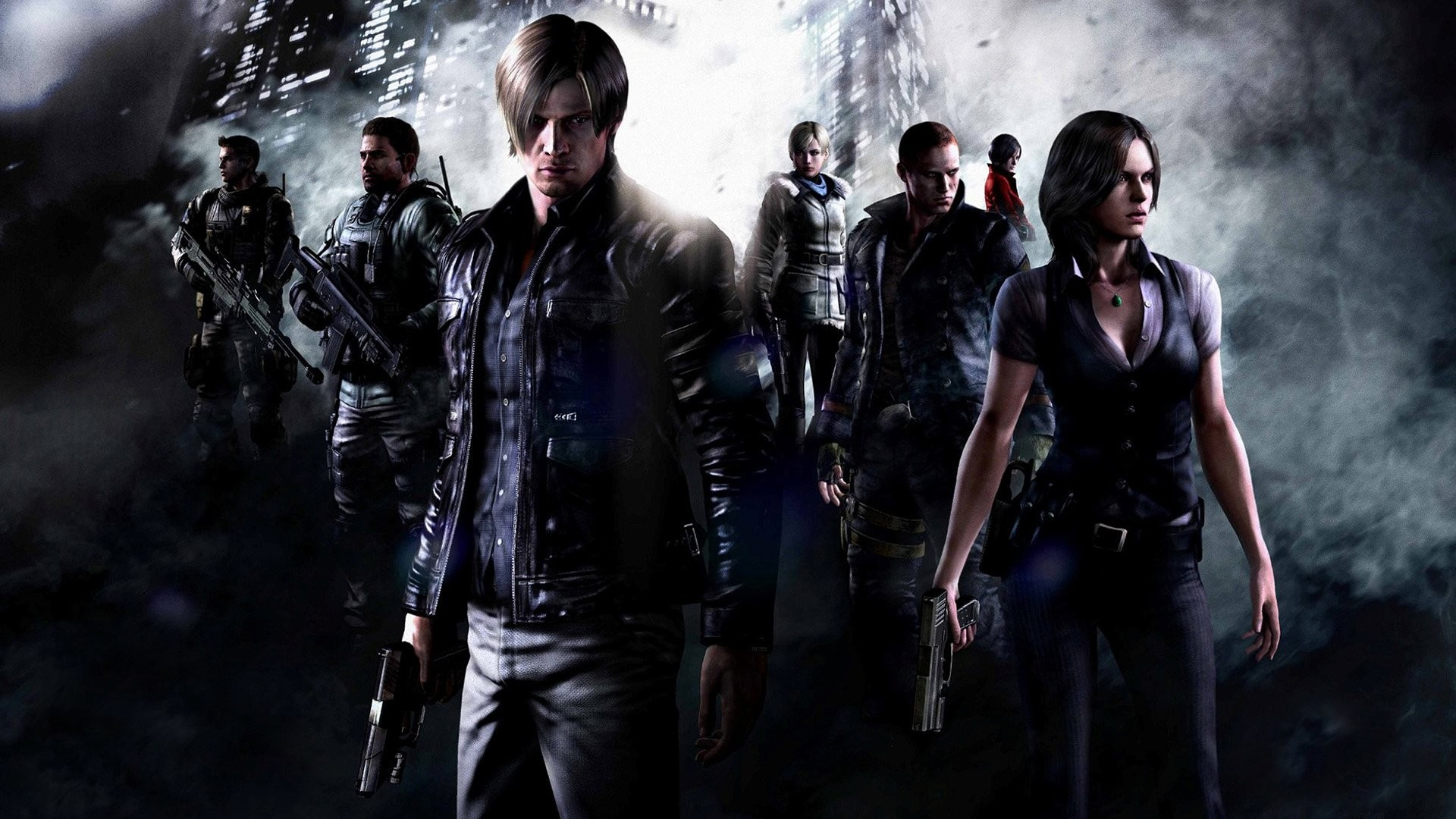 HD Wallpaper | Background ID:312131. Video Game Resident Evil 6
