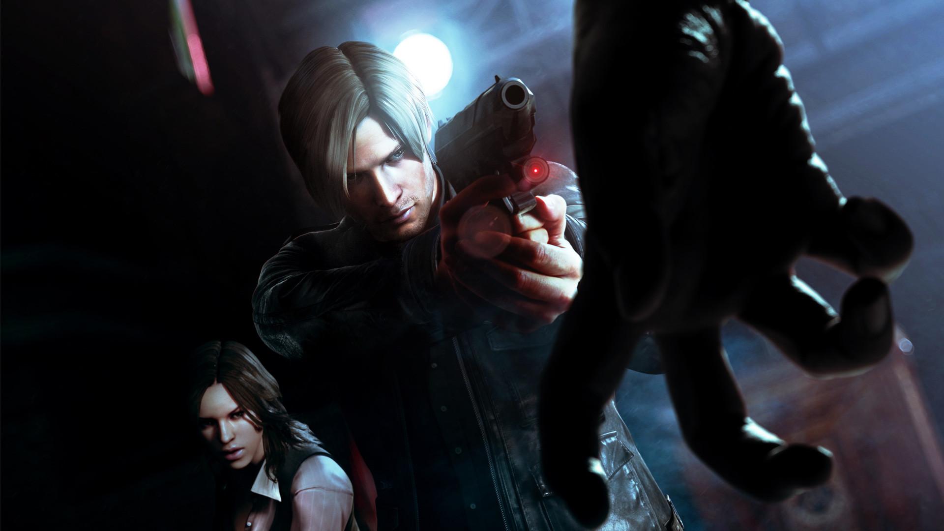 Resident Evil 6 1080p Wallpaper