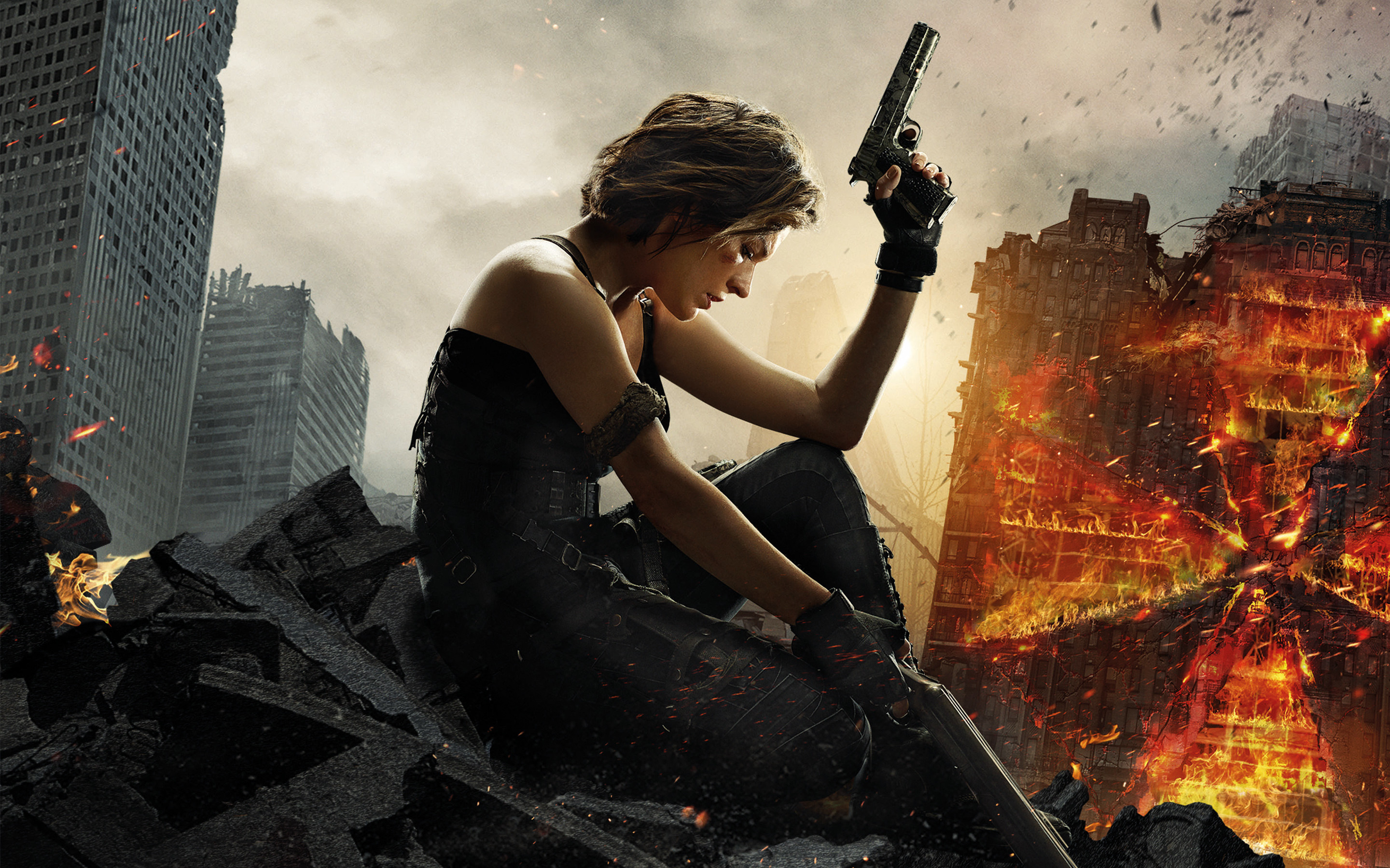 Resident Evil 6 The Final Chapter 2016