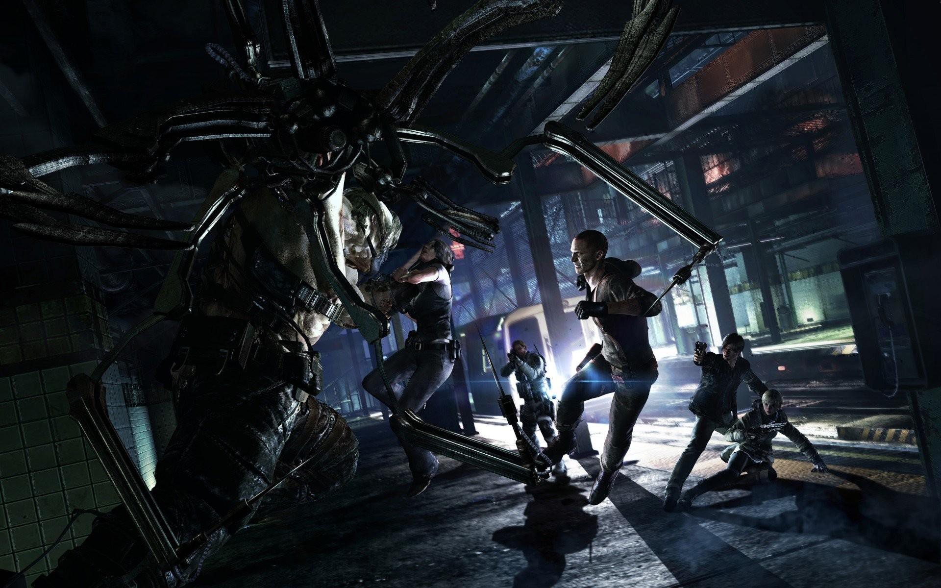 Resident Evil 6 758640