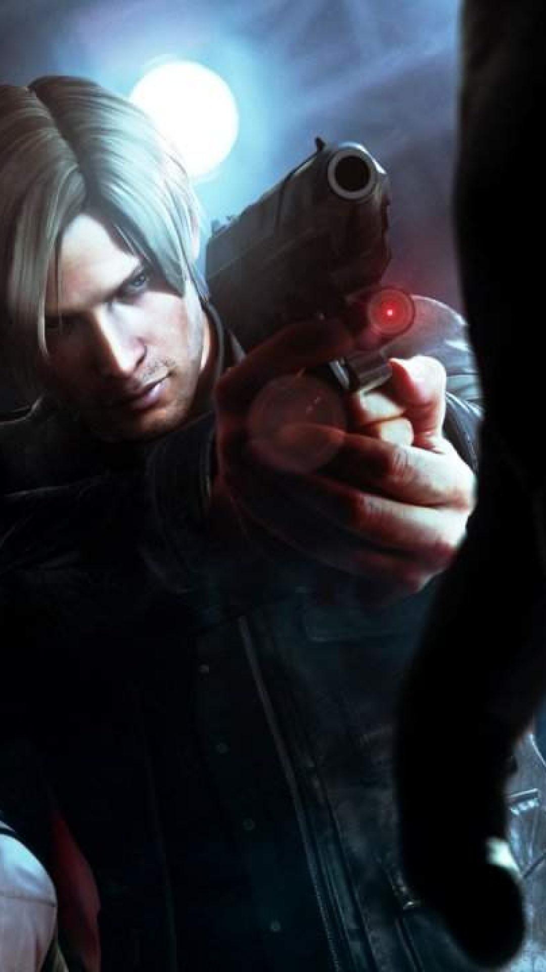 Resident Evil 6 Wallpaper Hd 1080p