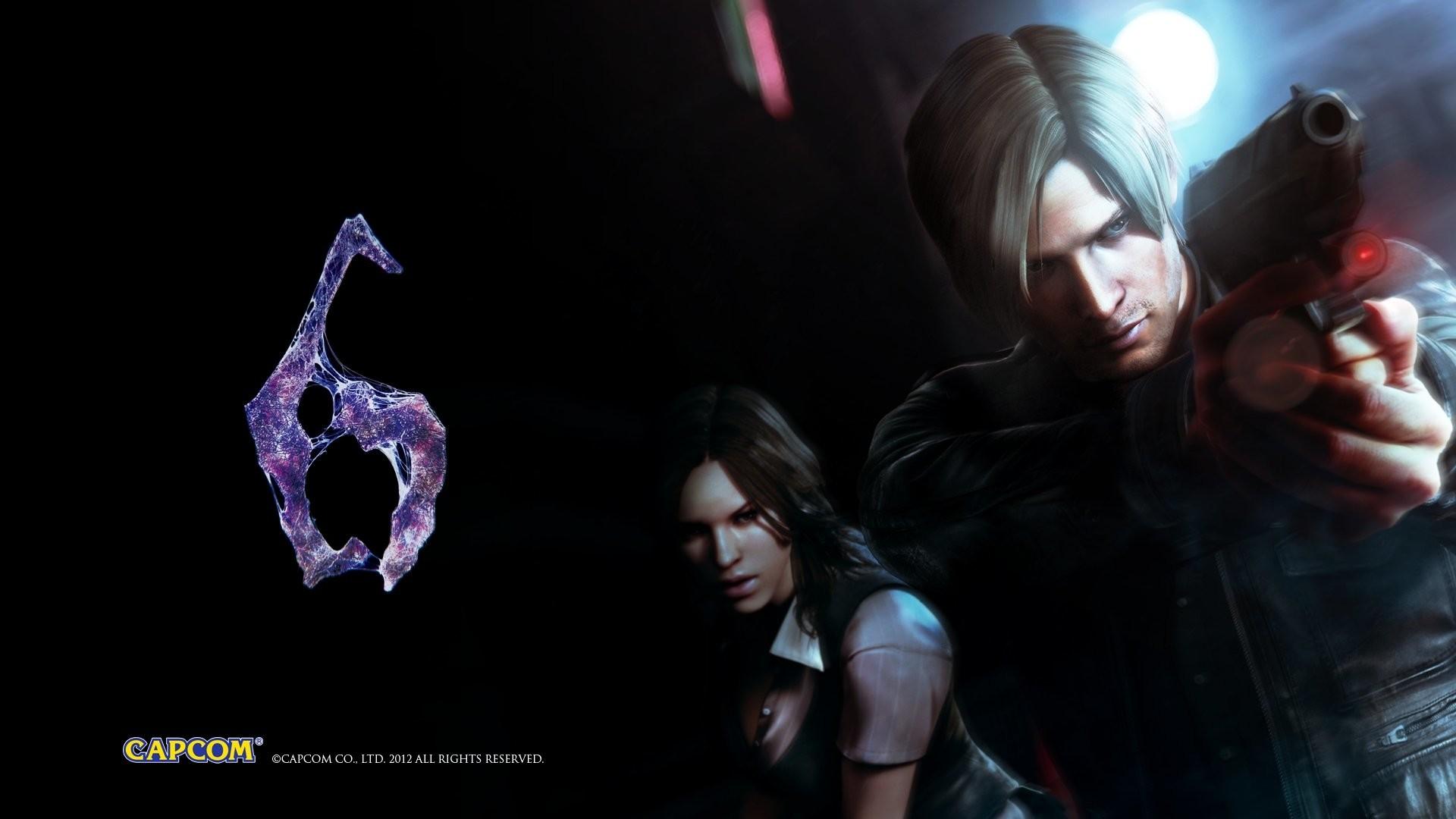 Resident Evil 6 734013