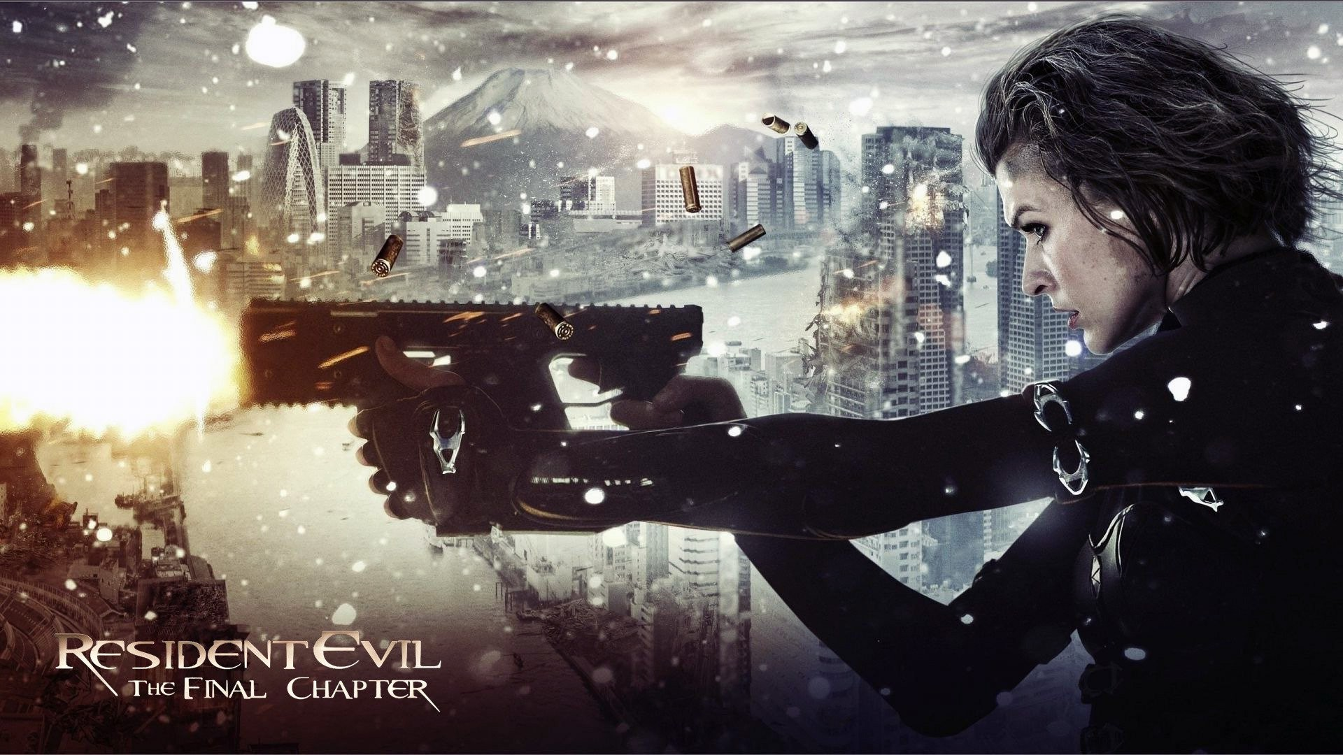 … Resident Evil The Final Chapter Pictures …