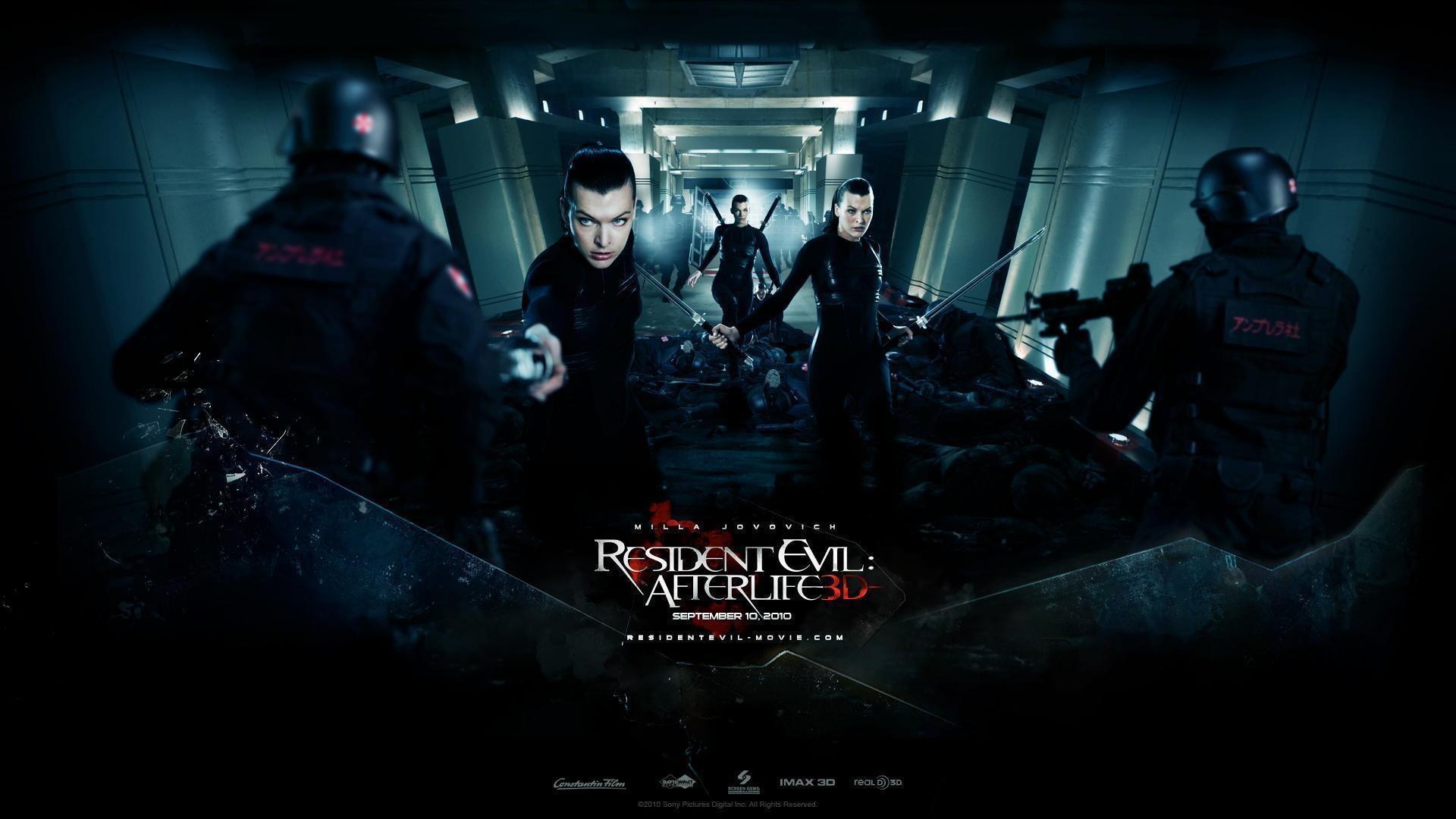 <b>Wallpapers</b> de <b>Resident Evil</