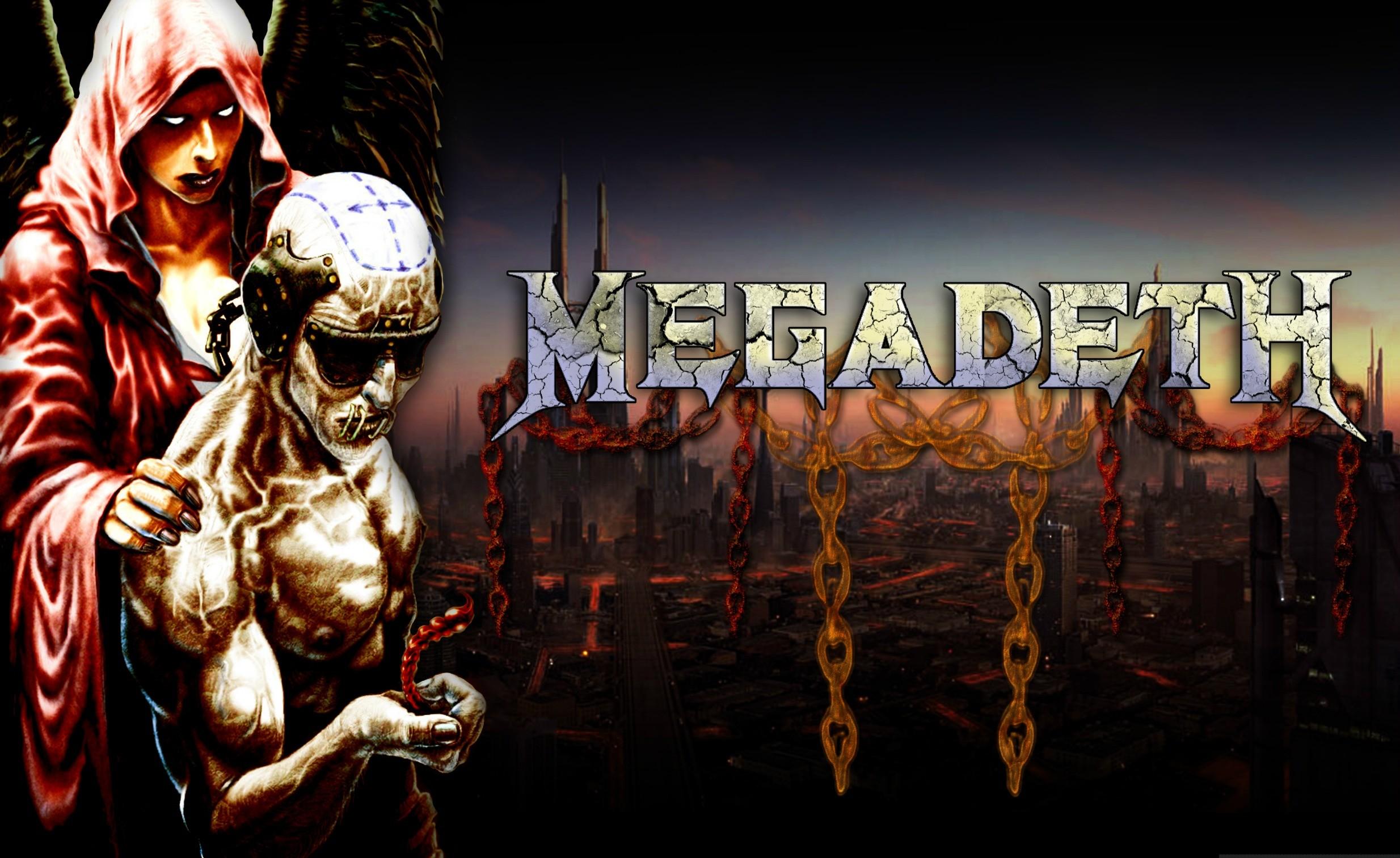 Resultado de imagen de megadeth logo wallpaper
