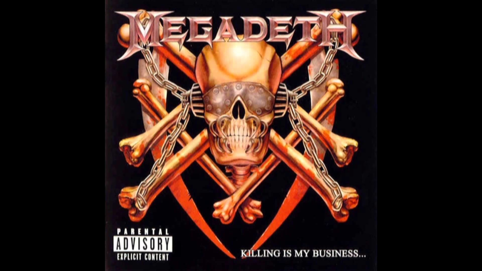 Megadeth – Killing Is My Business…And Business Is Good! (HD/1080p) –  YouTube