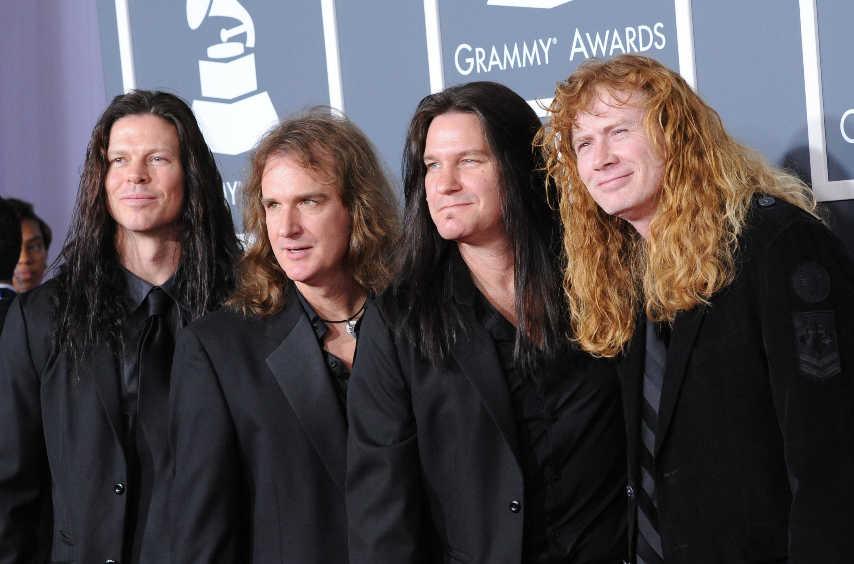 Megadeth widescreen. Megadeth background