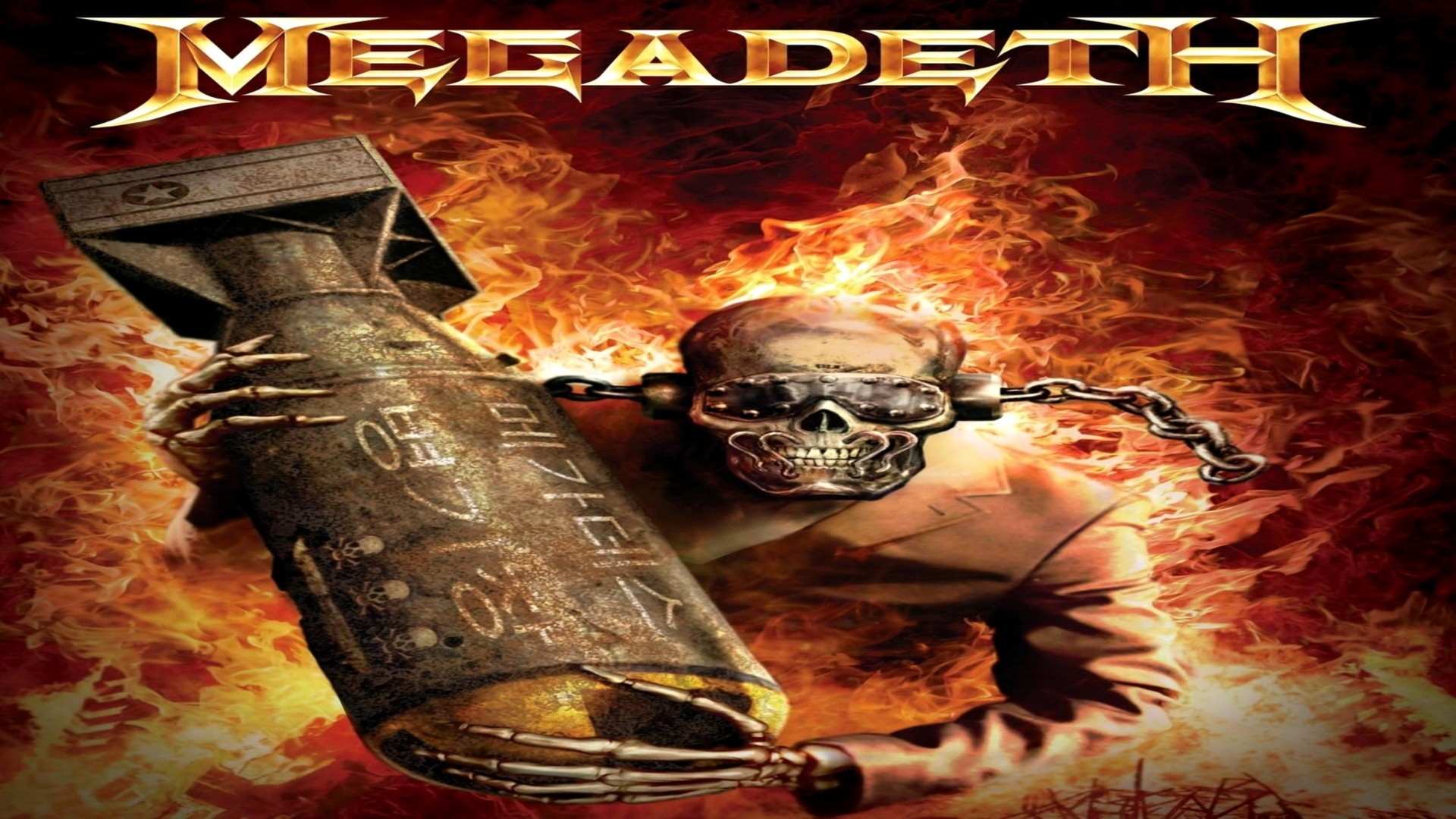 Megadeth Wallpaper   HD Desktop Wallpapers