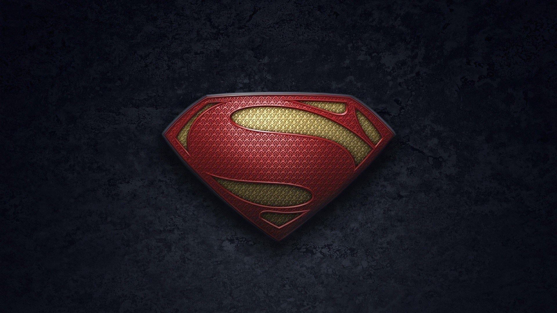 Superman Man Of Steel Wallpaper 1920 X 1080p