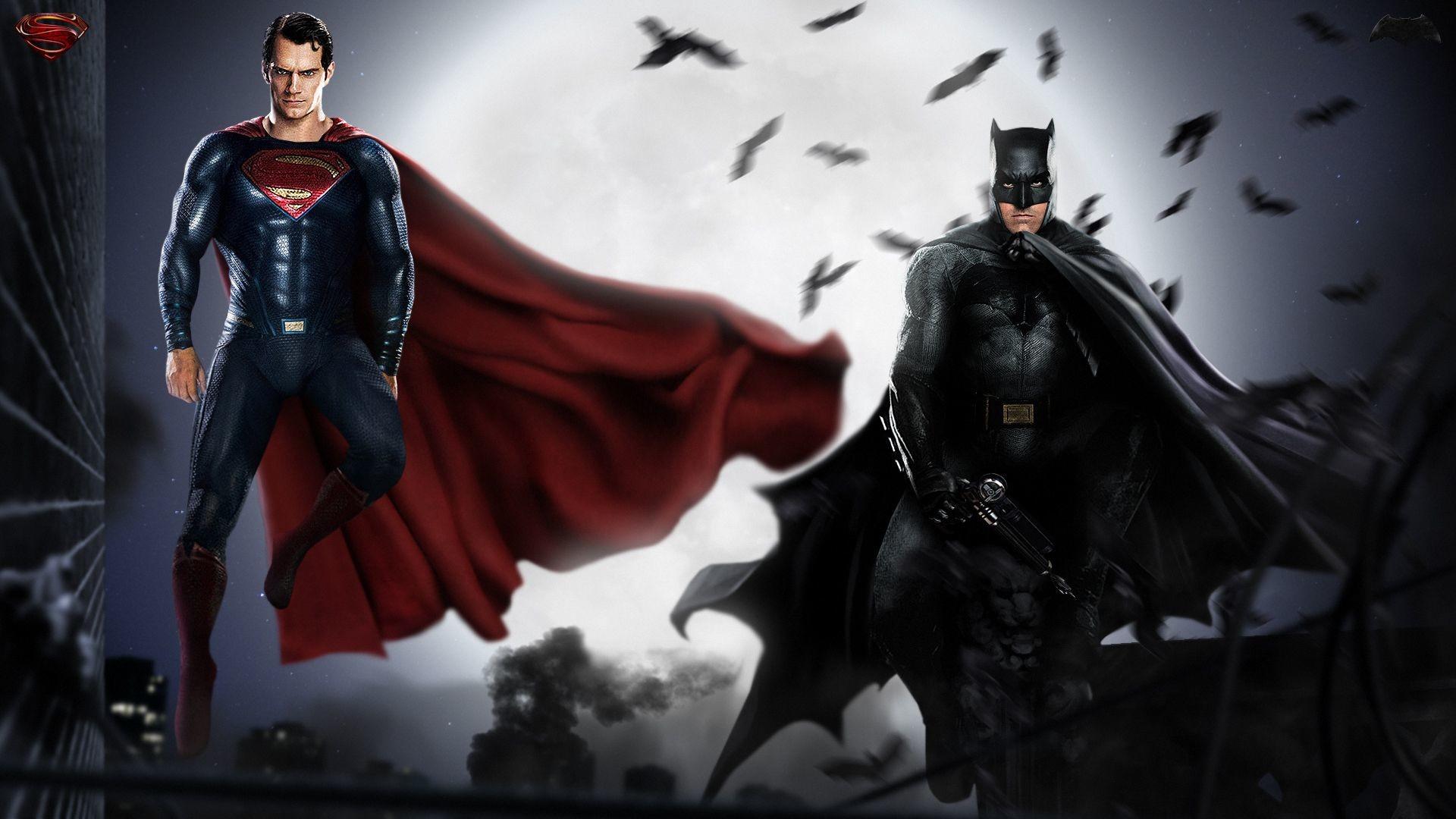 HQ Batman Vs Superman Wallpaper