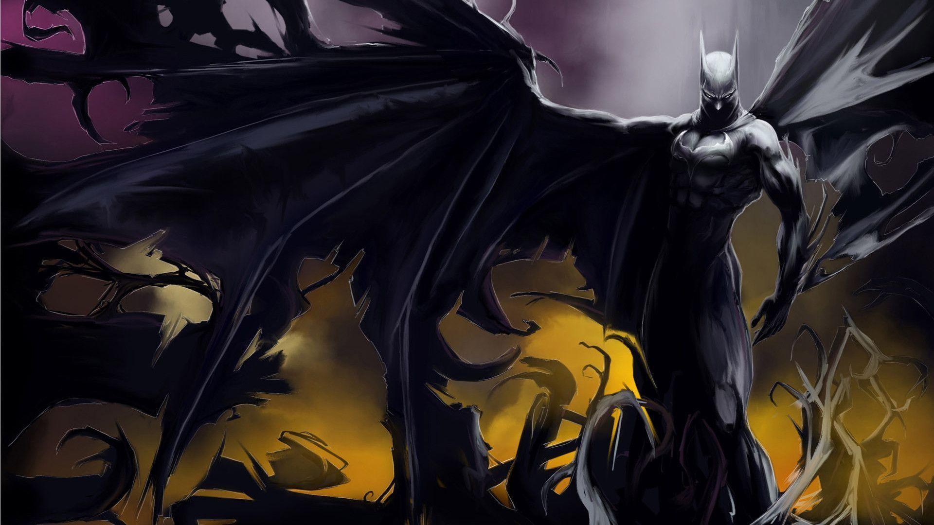 1654 Batman Wallpapers