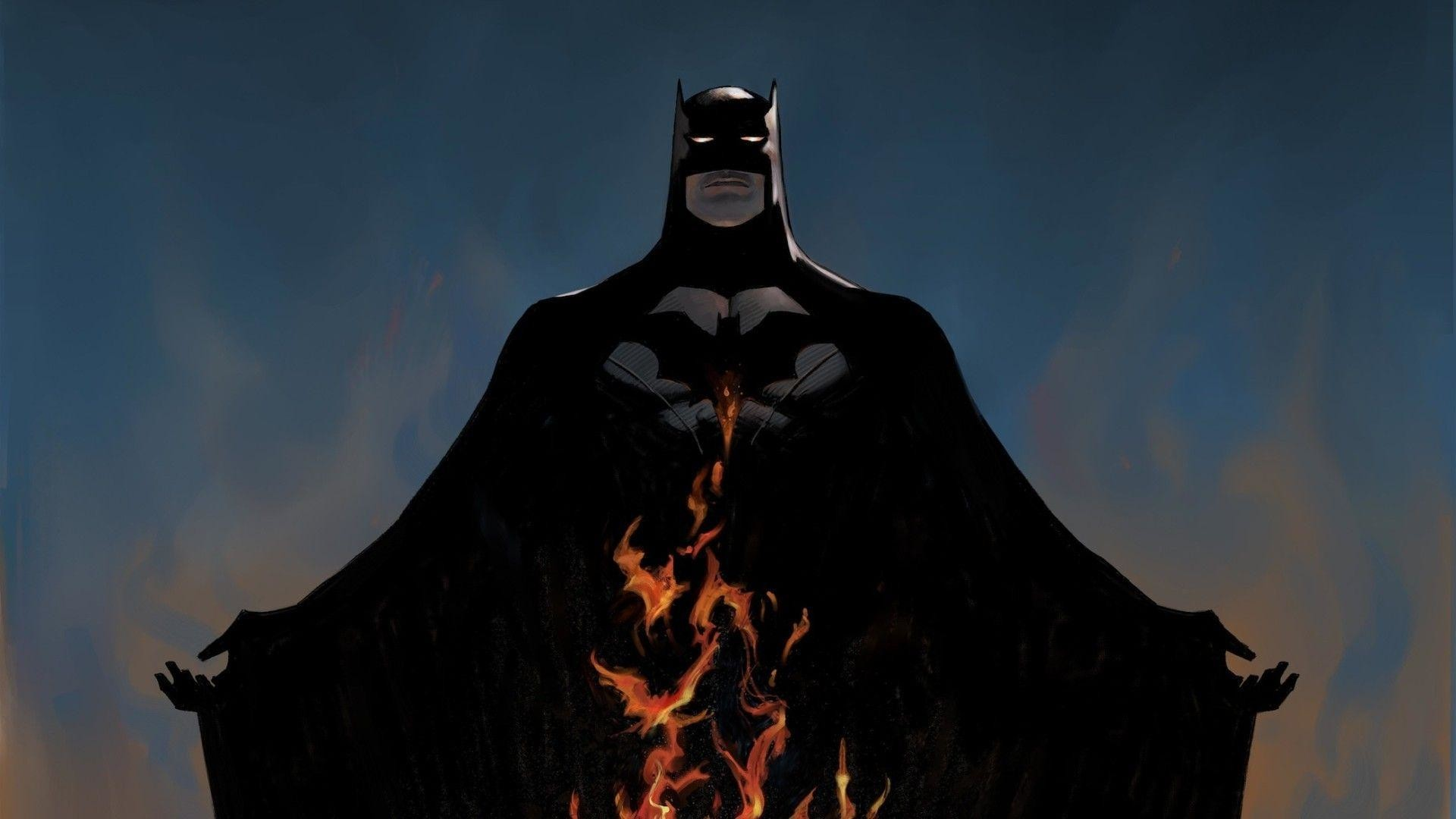 Wallpapers of Batman or Dark Knight a DC comic figur in HD