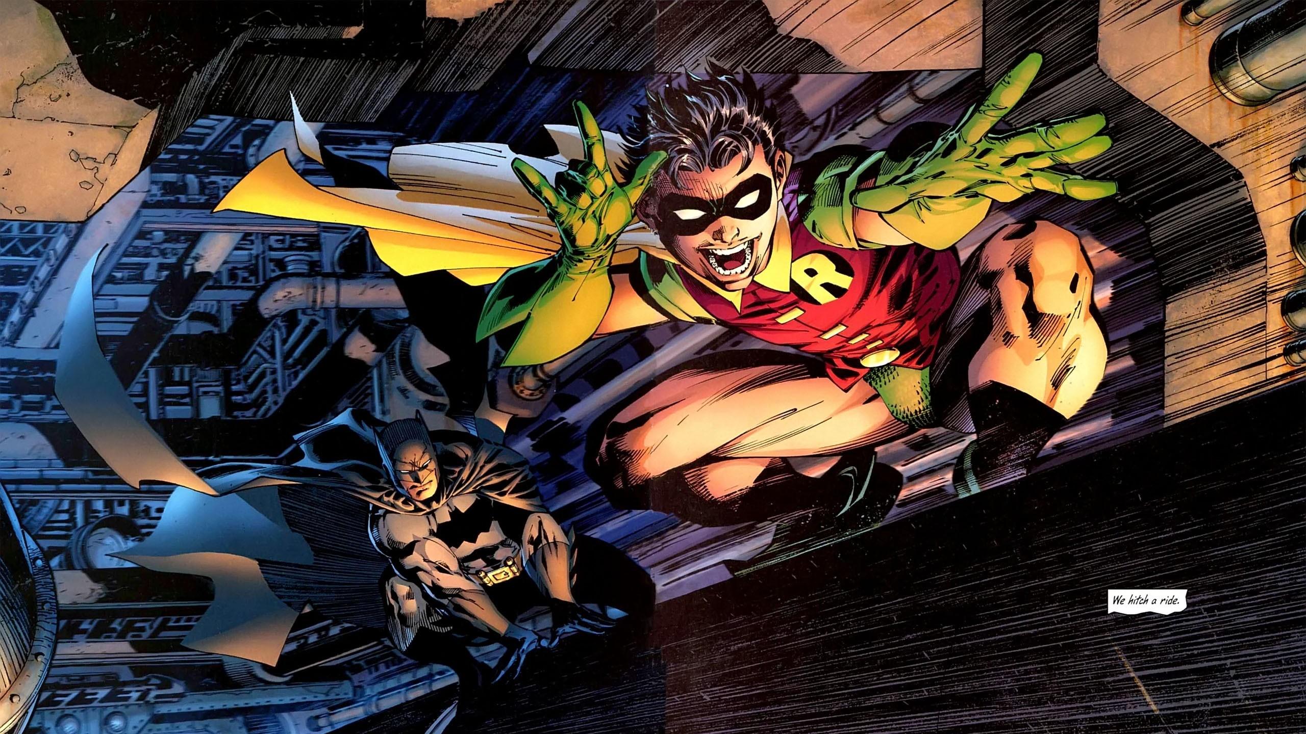 Comics – All-Star Batman & Robin Batman Robin Wallpaper