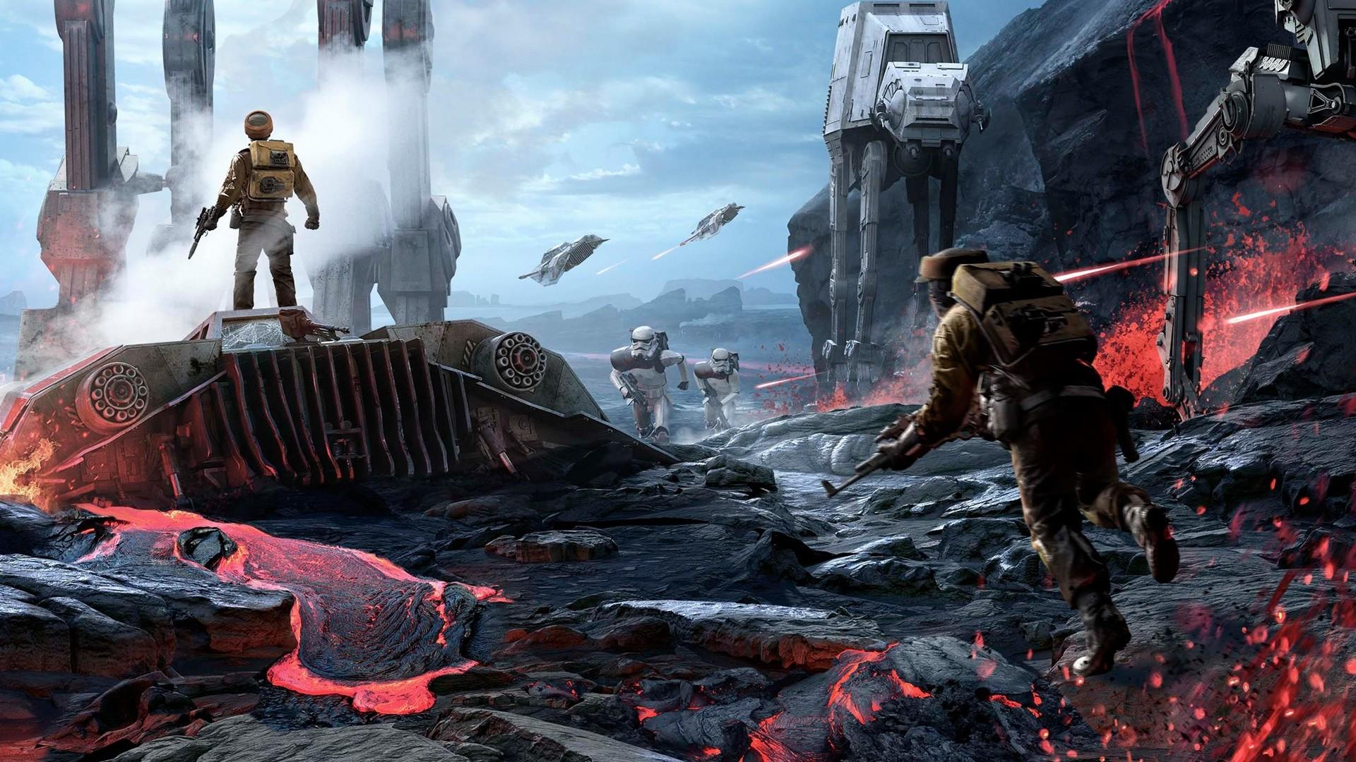 Star Wars Battlefront (2015) Full HD Wallpaper