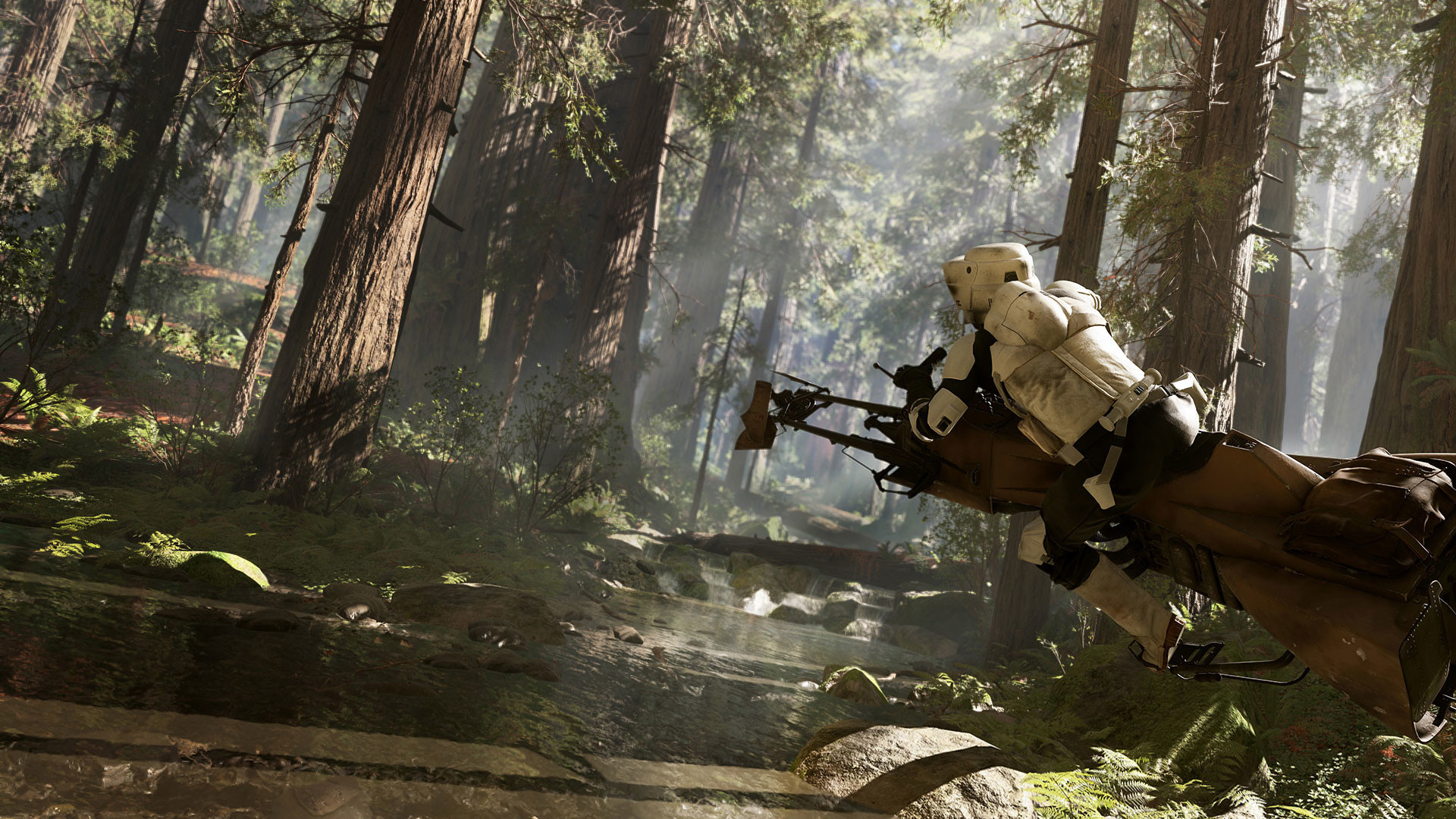 Wallpaper in 1080p from the Star Wars Battlefront webpage.