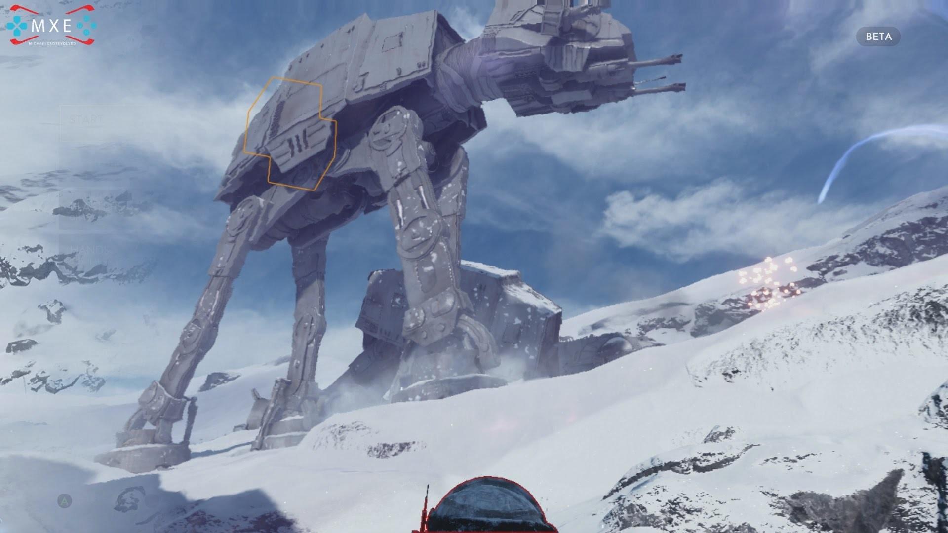 Star Wars Battlefront (2015) – Walker Assault on Hoth Gameplay [1080p 60FPS  HD] – YouTube
