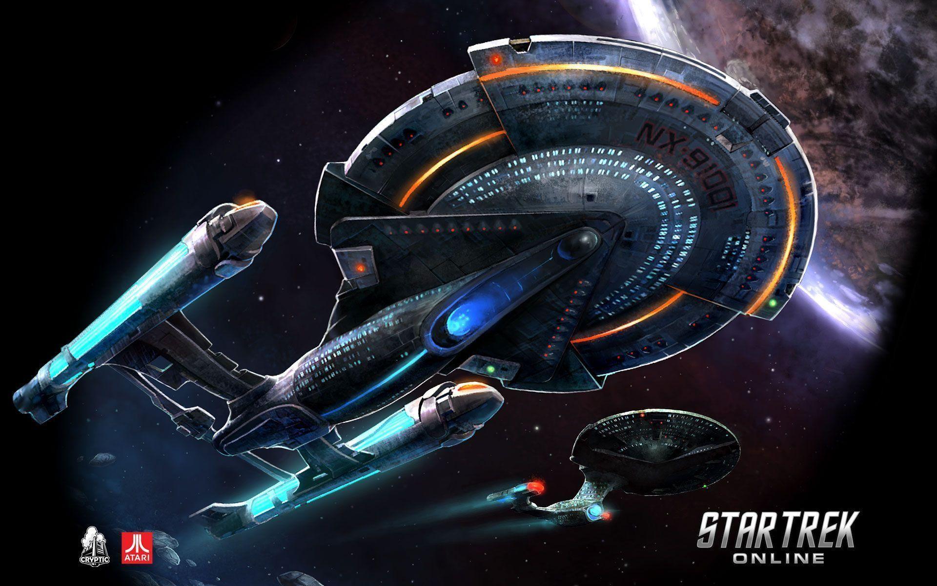 Star Trek HD Wallpaper