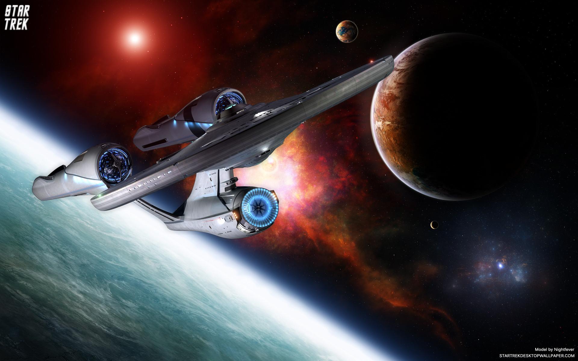 Star Trek Uss Enterprise wallpaper – 420108