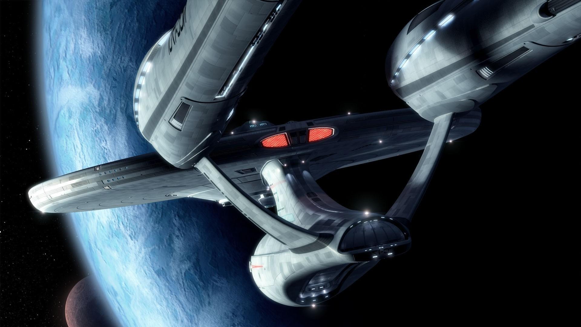 Star Trek, Space, USS Enterprise (spaceship) Wallpapers HD / Desktop and  Mobile Backgrounds