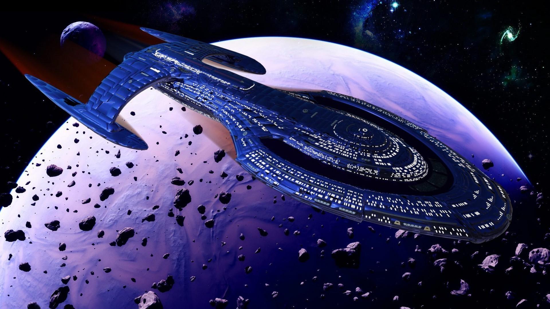 fantasy Art, Space, Star Trek Wallpapers HD / Desktop and Mobile Backgrounds
