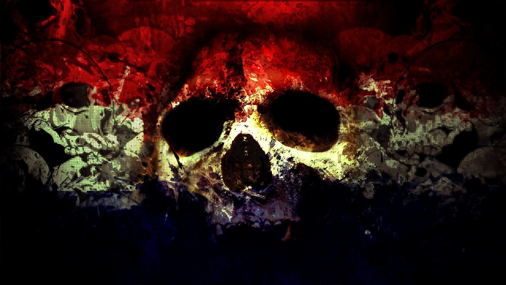 Collection of Skull Wallpaper Hd on HDWallpapers Skull Wallpaper Hd  Wallpapers)