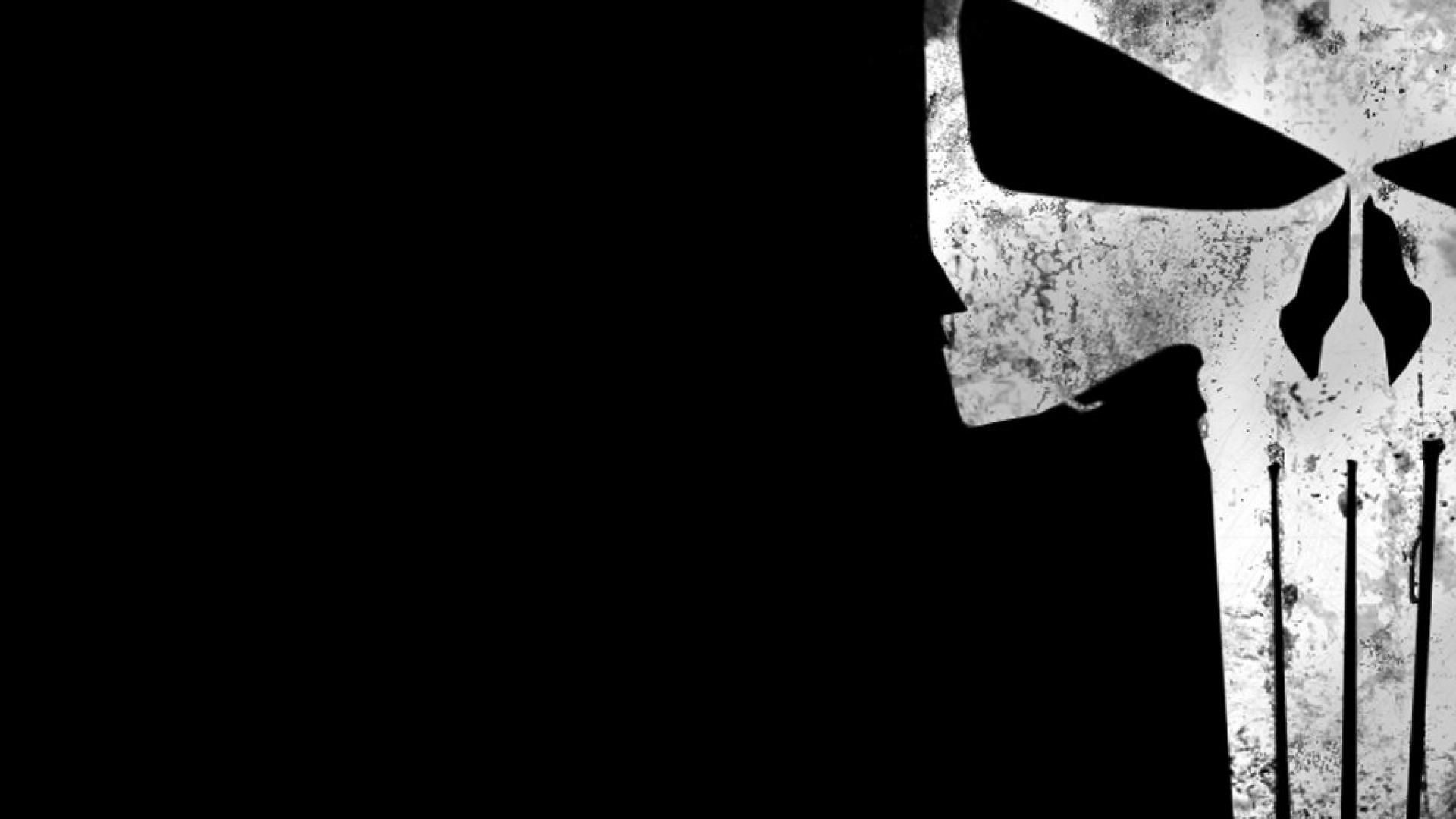 skull emo logo punisher hd wallpaper – (#11394) – HQ Desktop . …