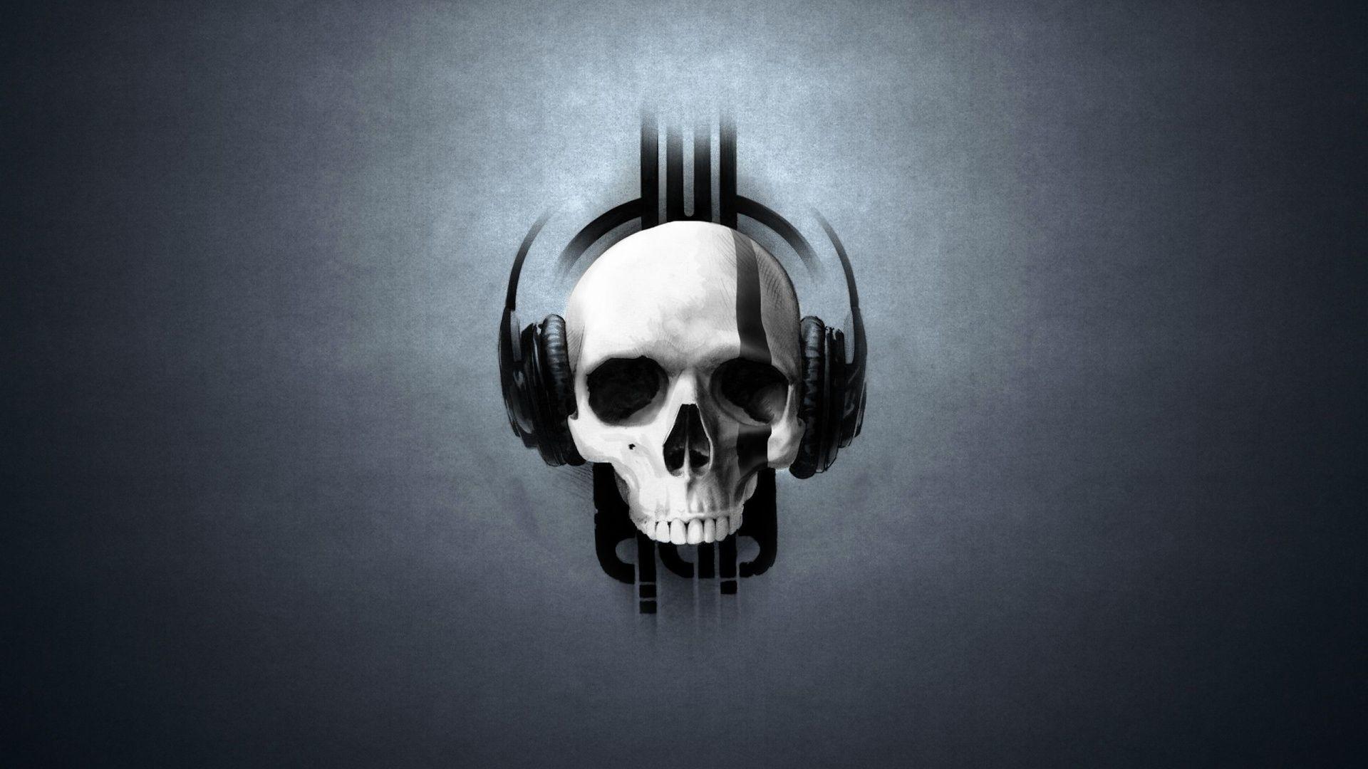 Cool Skull Wallpaper