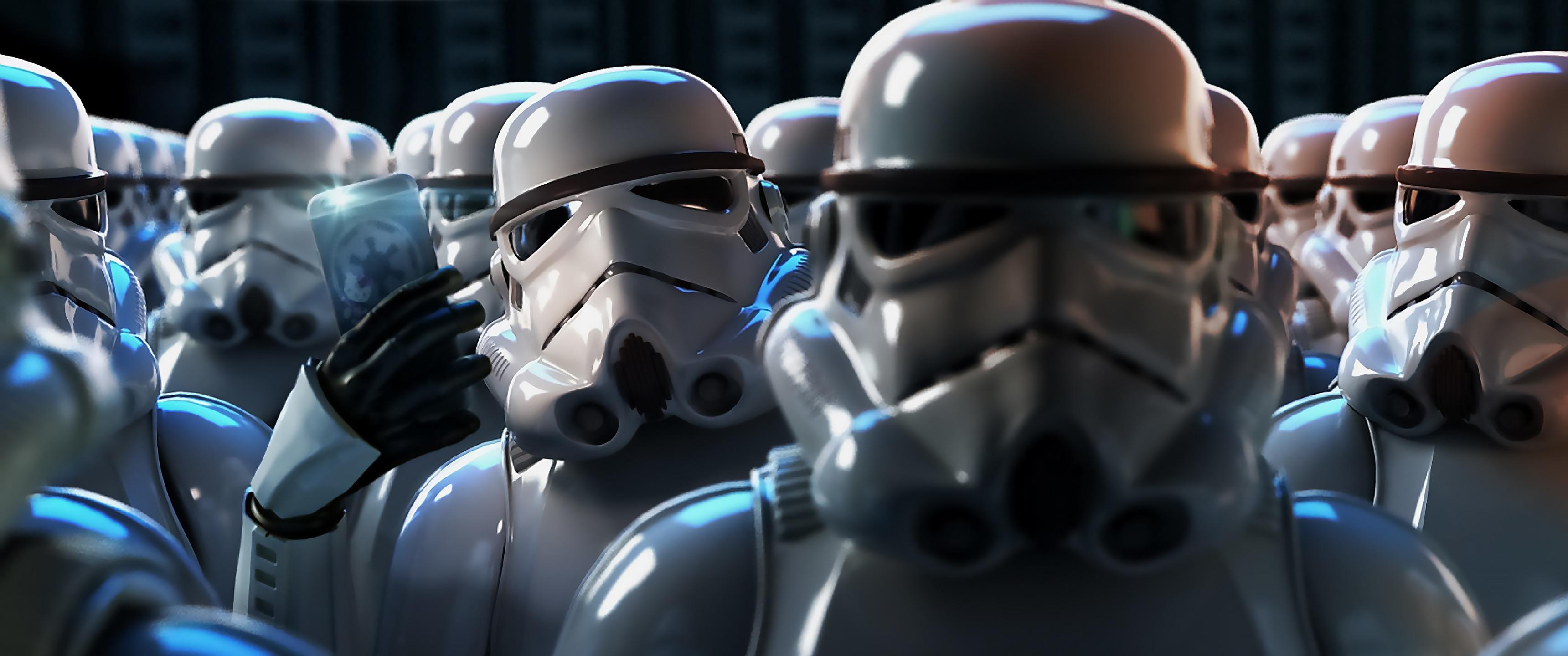 Star Wars – #OMGDarthVader [3440×1440] …