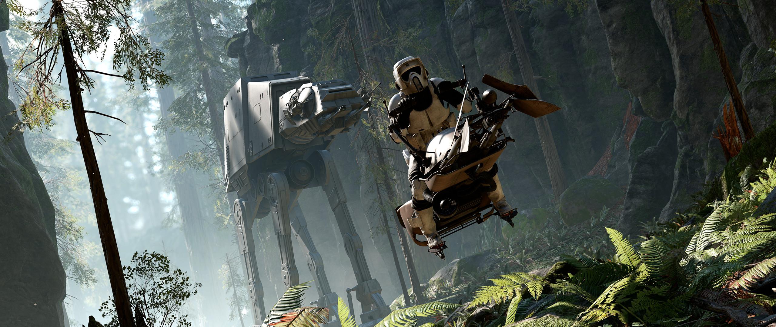 Star Wars Battlefront video Games Wallpapers HD / Desktop and Mobile  Backgrounds