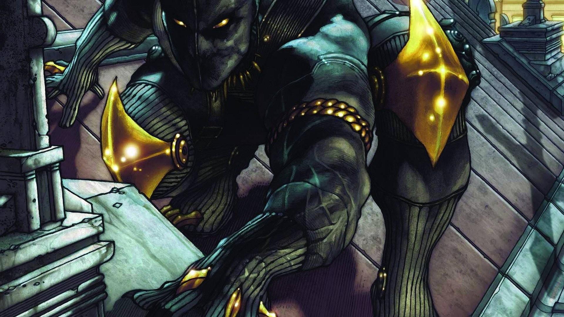 Comics – Black Panther Black Panther (Marvel) Wallpaper