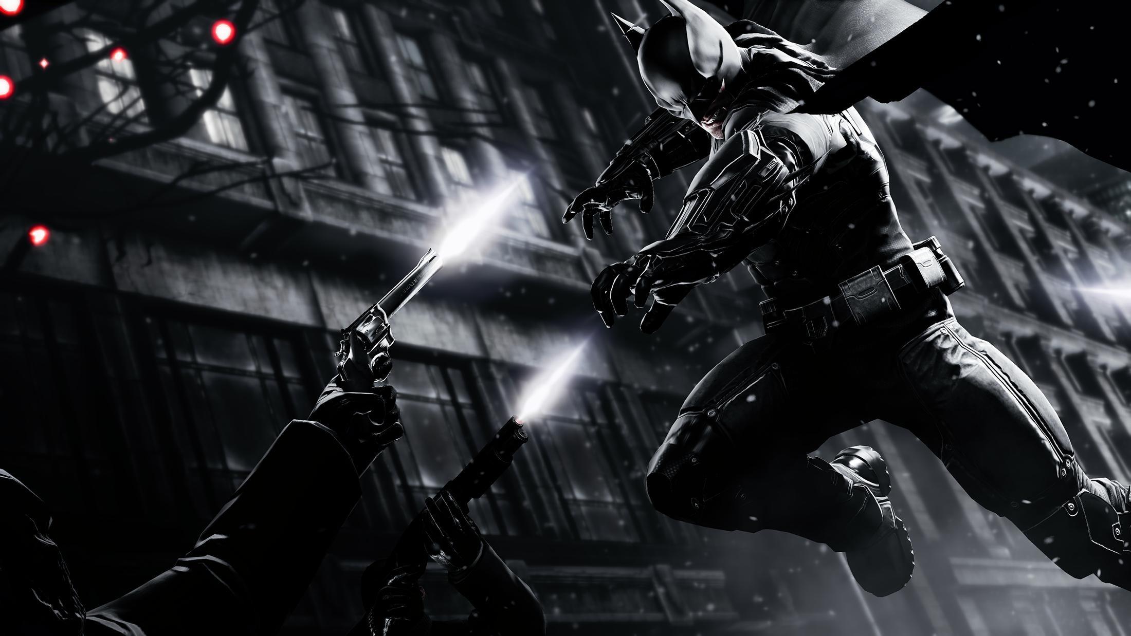 Batman Arkham Origins HD desktop wallpaper Widescreen High