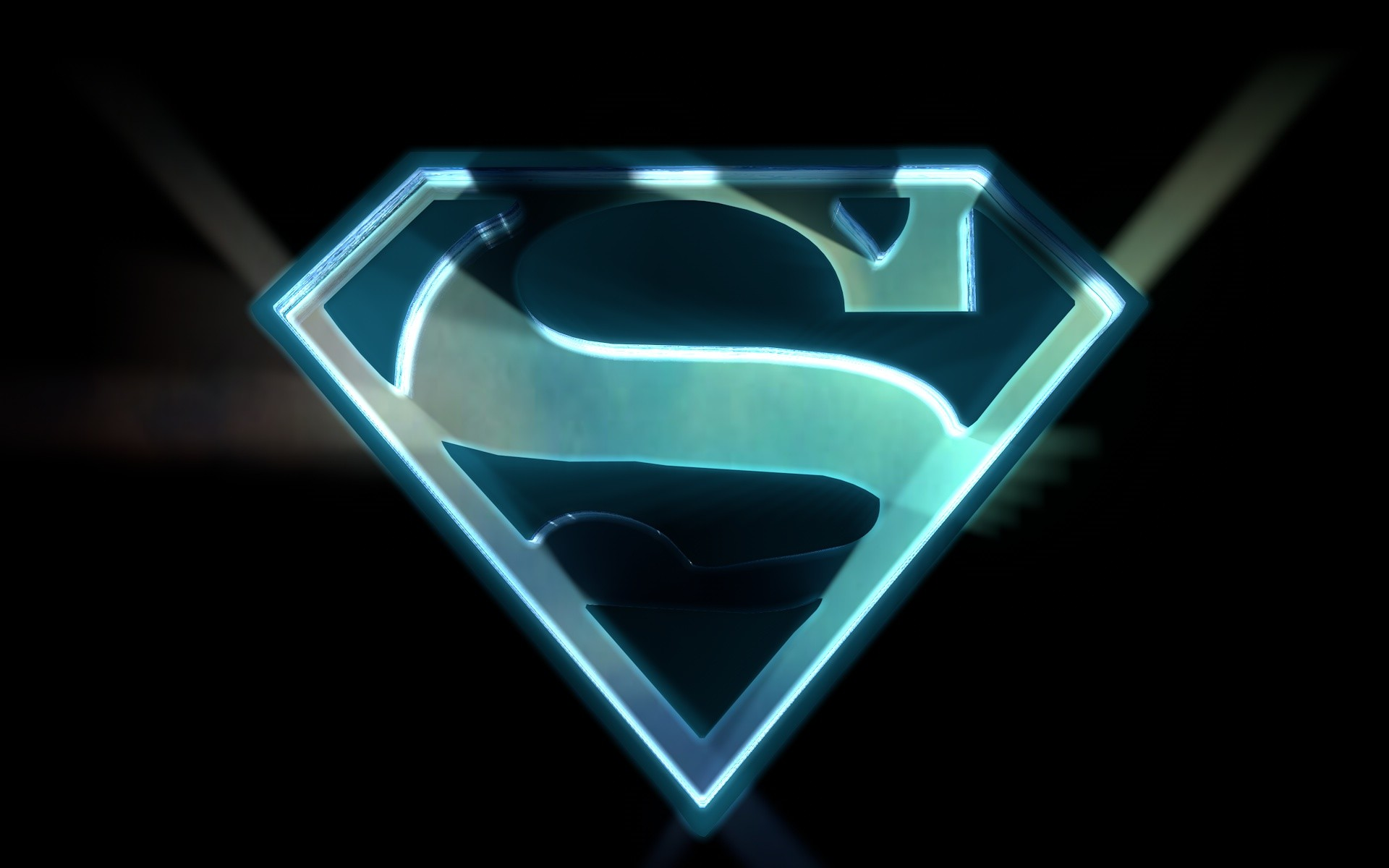 Superman Logo Wallpaper   Superhero Wallpapers