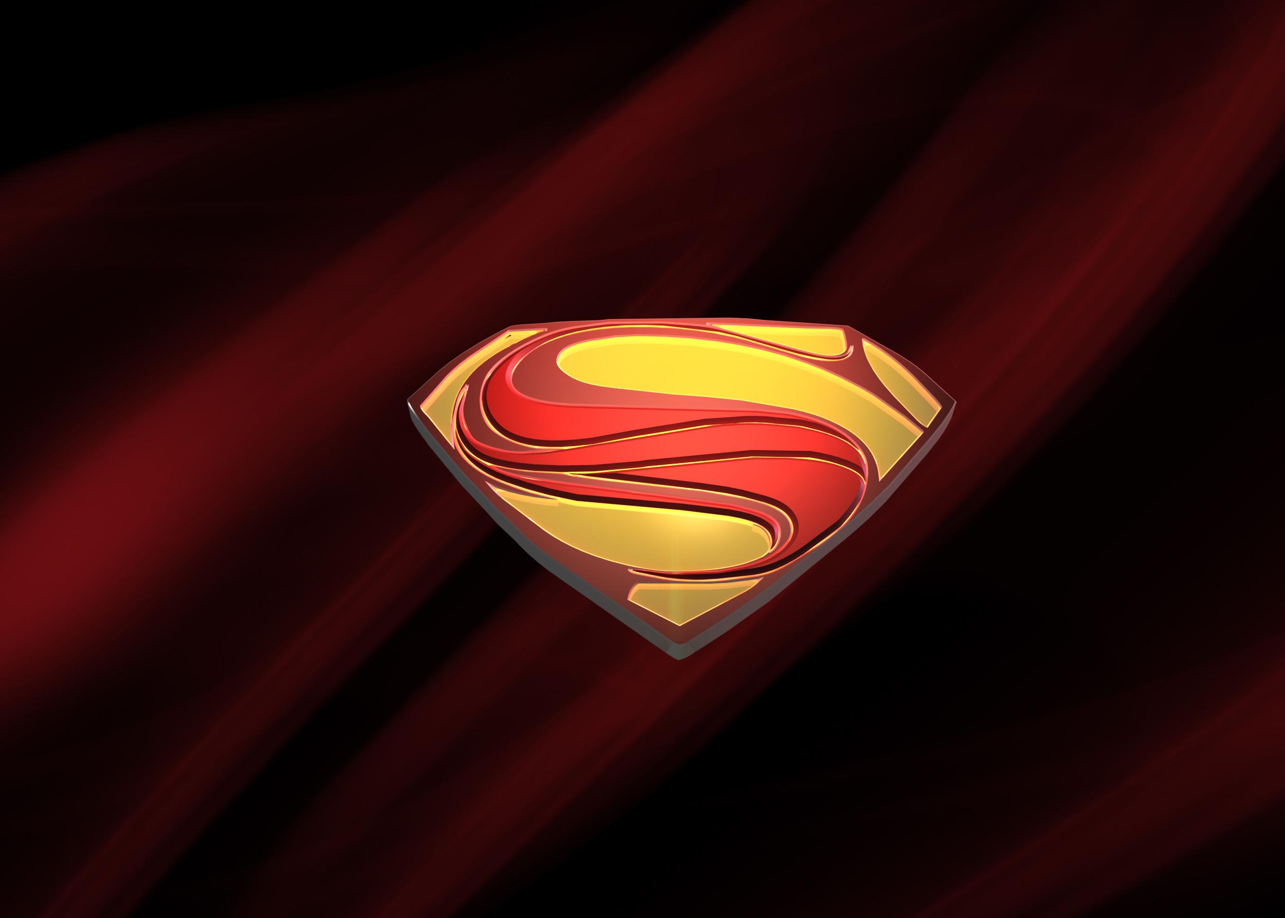 … Superman Man Of Steel Wallpaper New by Wayanoru