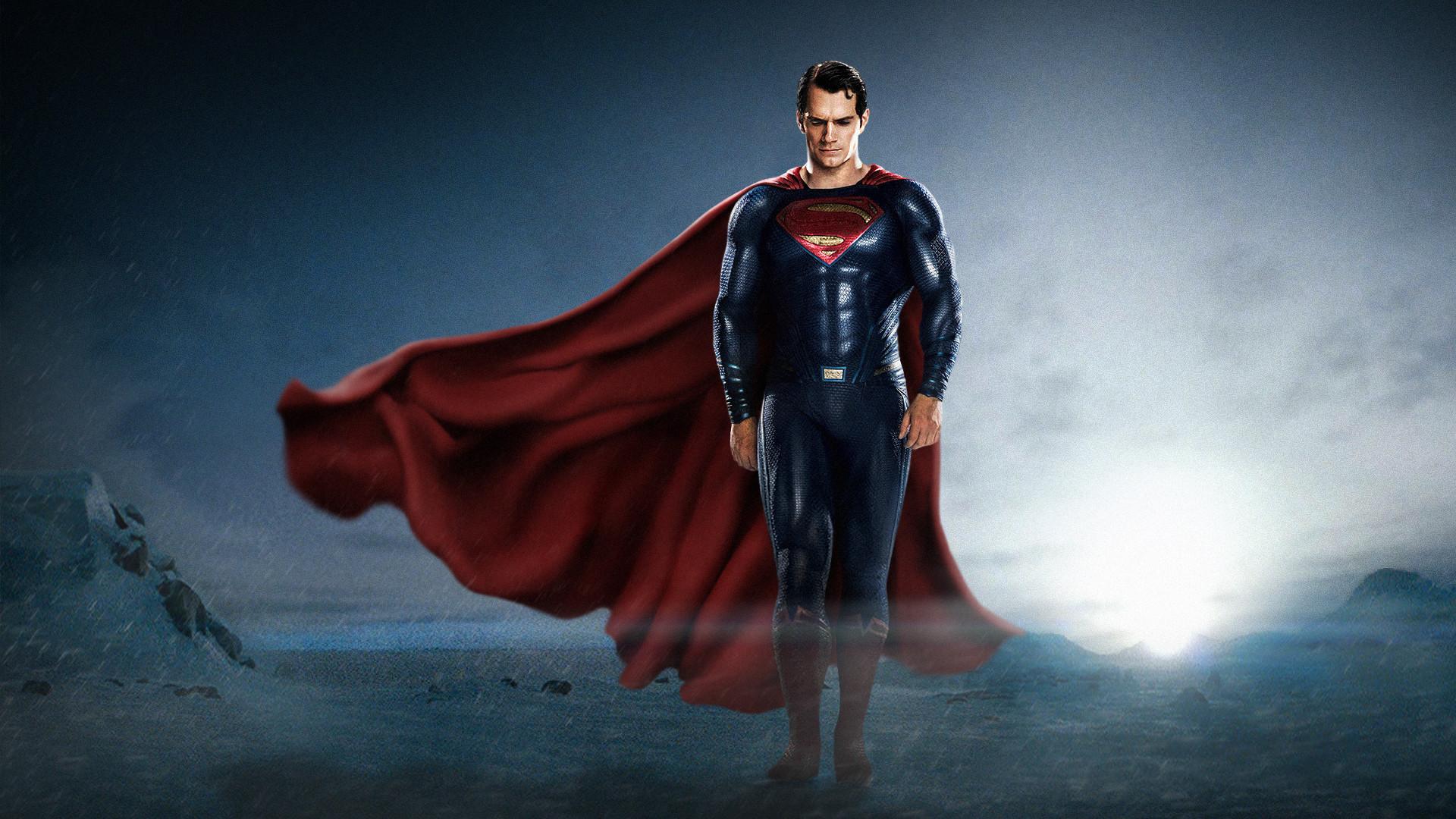 Superman Walking by LoganChico Superman Walking by LoganChico