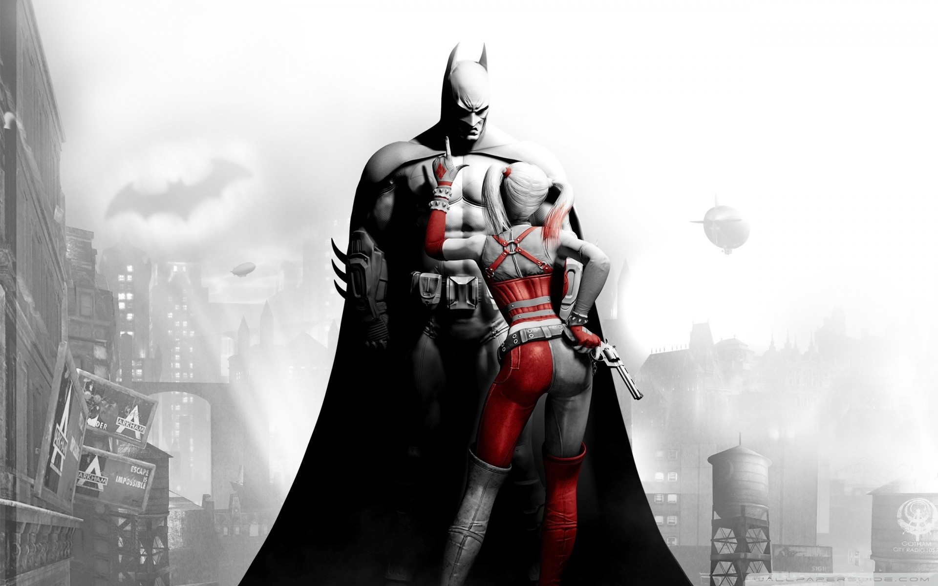 Arkham City Goes GOTY Plus Harley Quinn DLC Details | GotGame