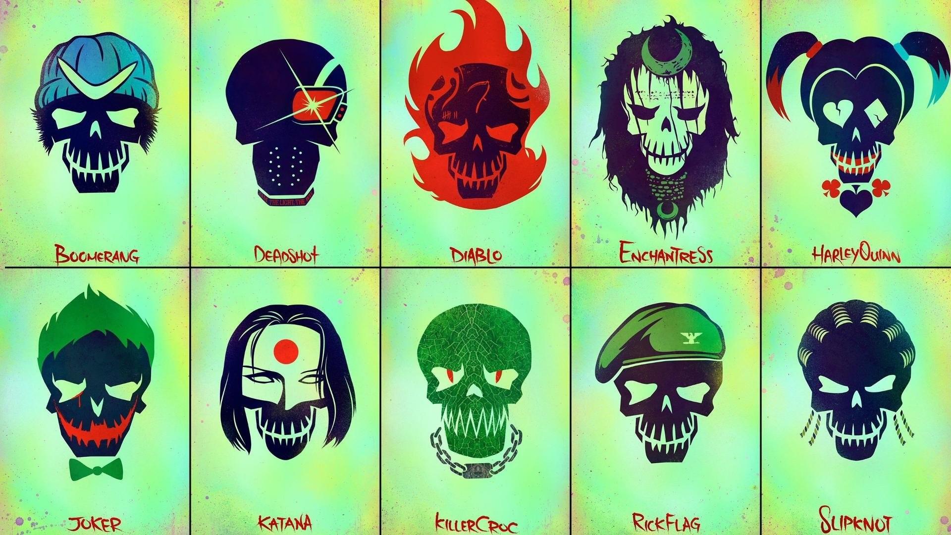 Suicide Squad Desktop Wallpaper 61383