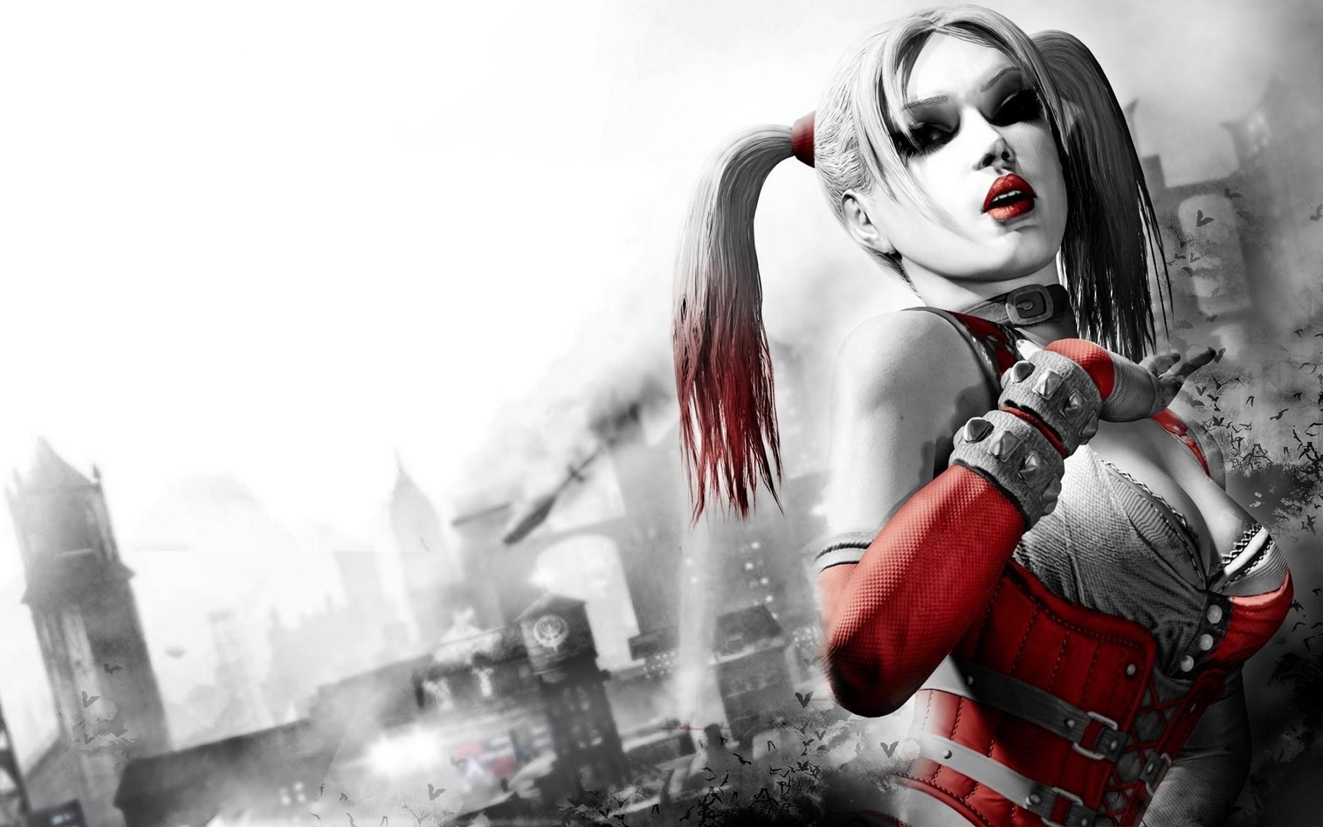 Harley Quinn Arkham Asylum HD Wallpaper – Your HD Wallpaper #ID62142  (shared via SlingPic