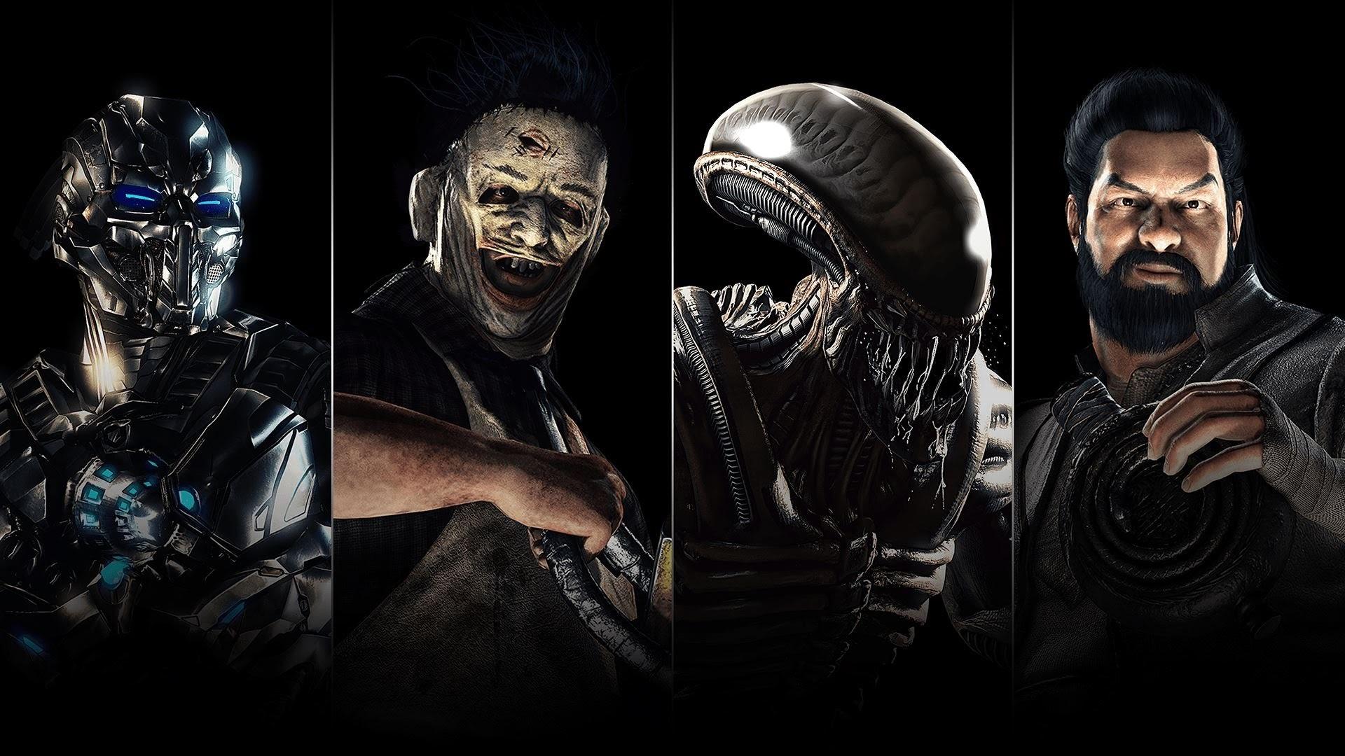 Mortal Kombat:Pack 2 Gameplay(Bo Rai Cho,Triborg,Leatherface,and Alien) –  YouTube