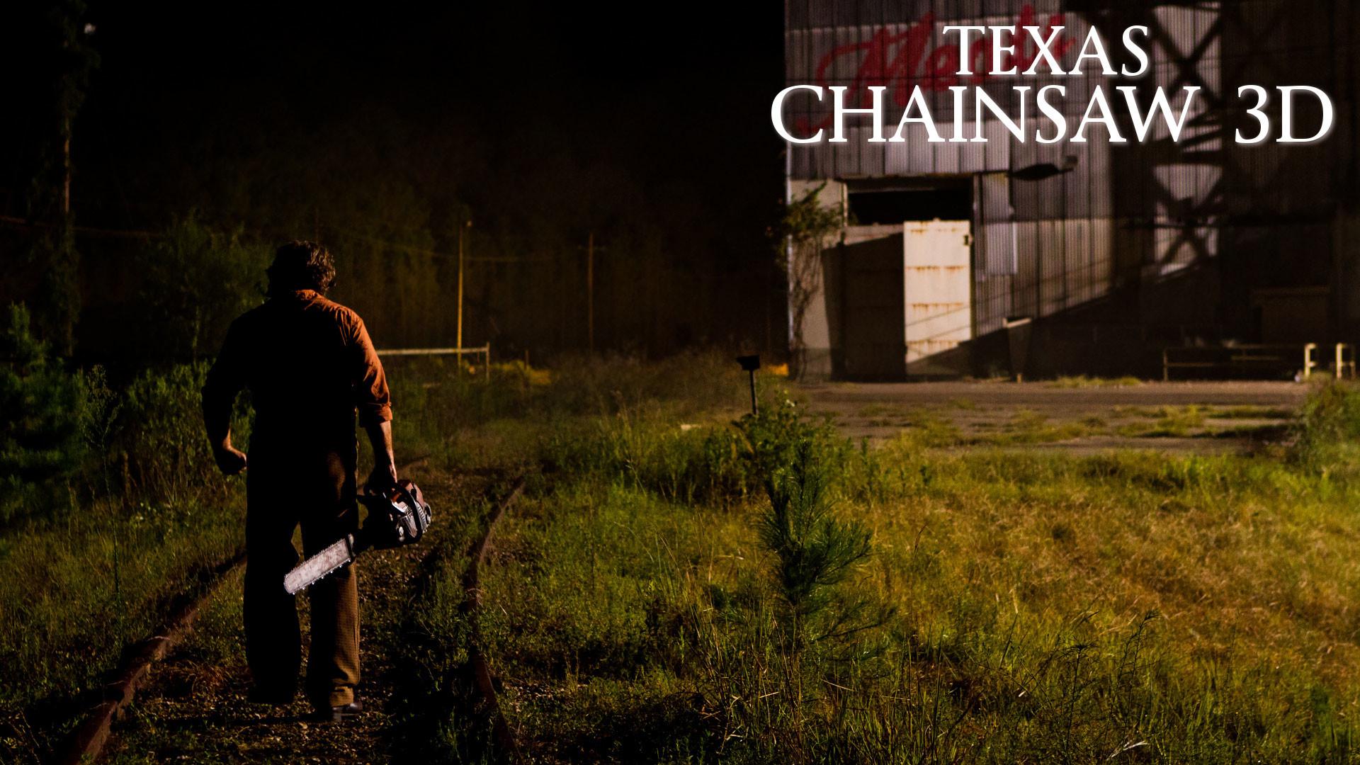 … Texas Chainsaw Massacre 3D Wallpaper 2 by edheadkt