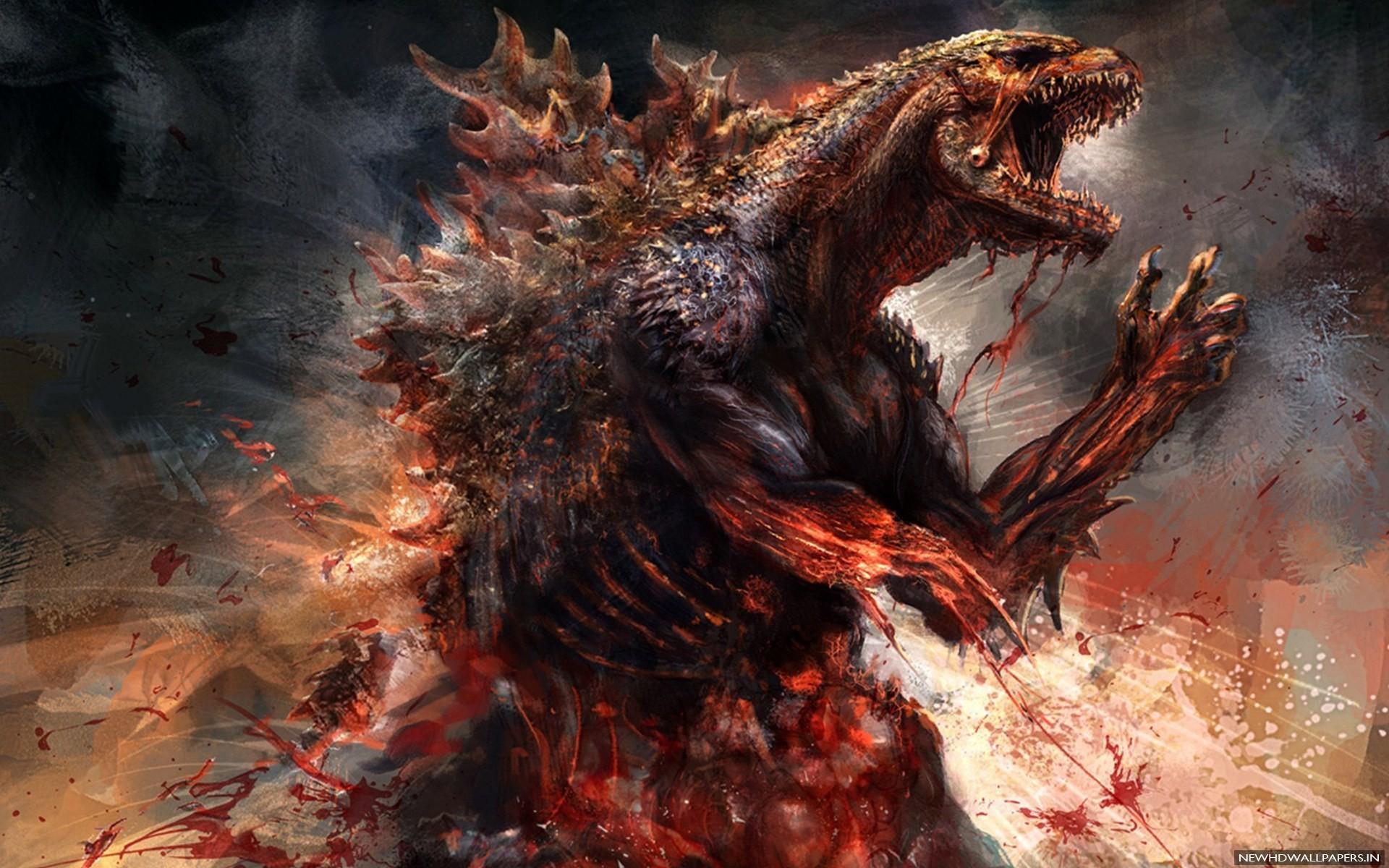 Godzilla Wallpaper Imgur