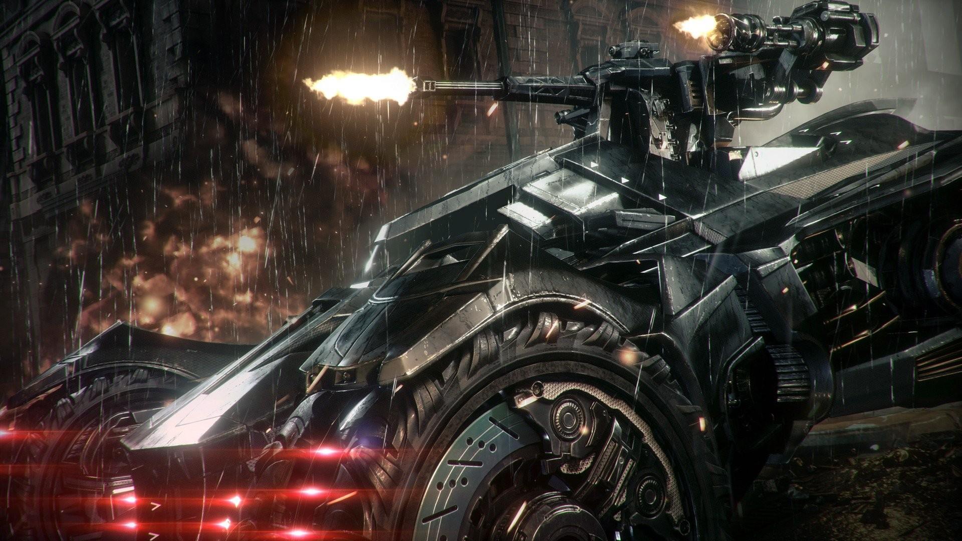 Batman Arkham Knight HD desktop wallpaper High Definition