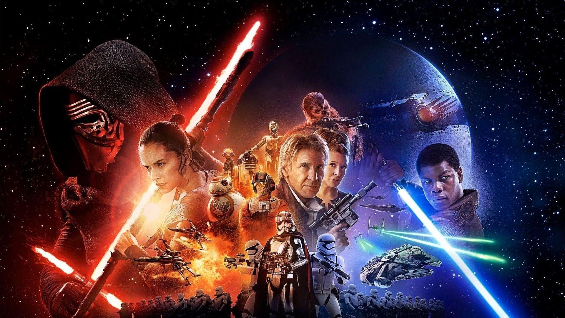 Star Wars – The Force Awakens wallpaper – HD Wallpaper Expert
