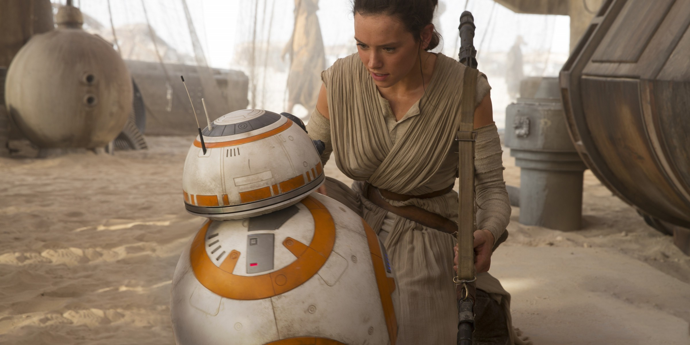 Star Wars, Star Wars: Episode VII The Force Awakens, Jakku, Rey (from Star  Wars), Desert, BB 8 Wallpapers HD / Desktop and Mobile Backgrounds